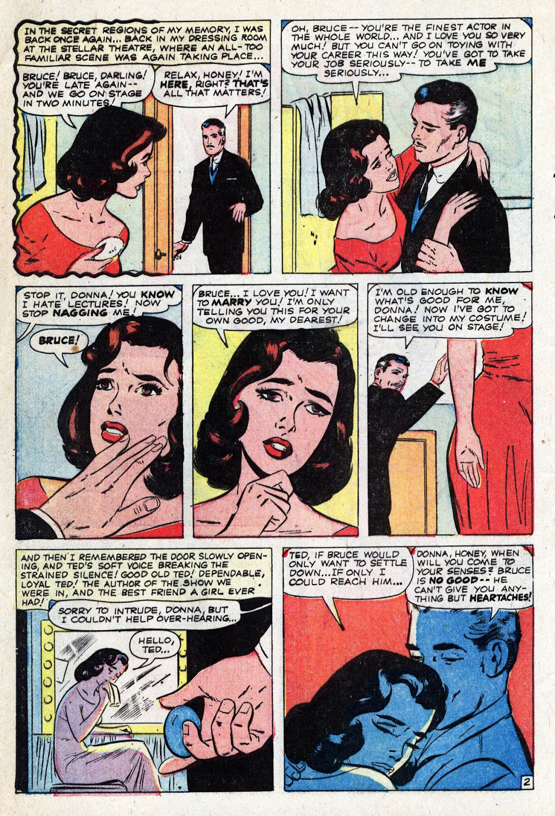 Love Romances (1949) issue 95 - Page 4