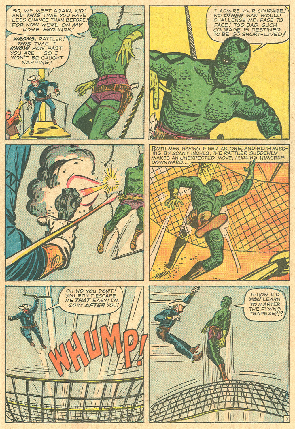 The Rawhide Kid (1955) issue 37 - Page 23