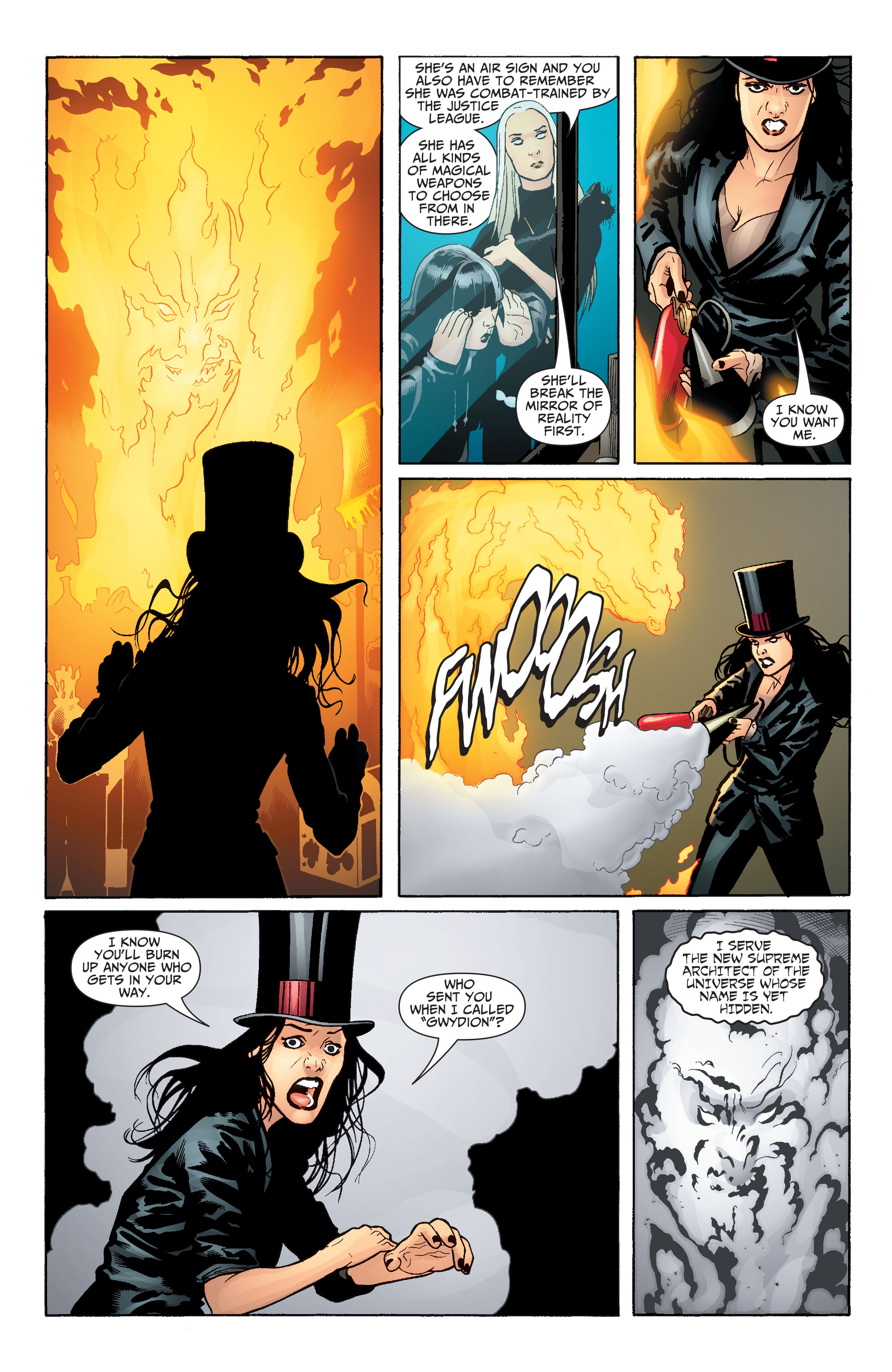 Read online Seven Soldiers: Zatanna comic -  Issue #2 - 19
