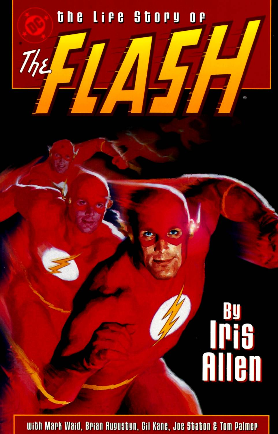 Read online The Life Story of the Flash comic -  Issue # Full - 1