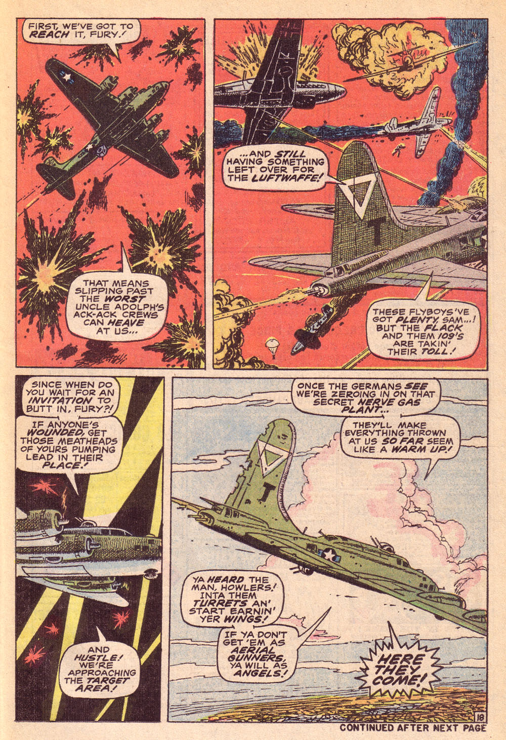 Read online Sgt. Fury comic -  Issue #74 - 25