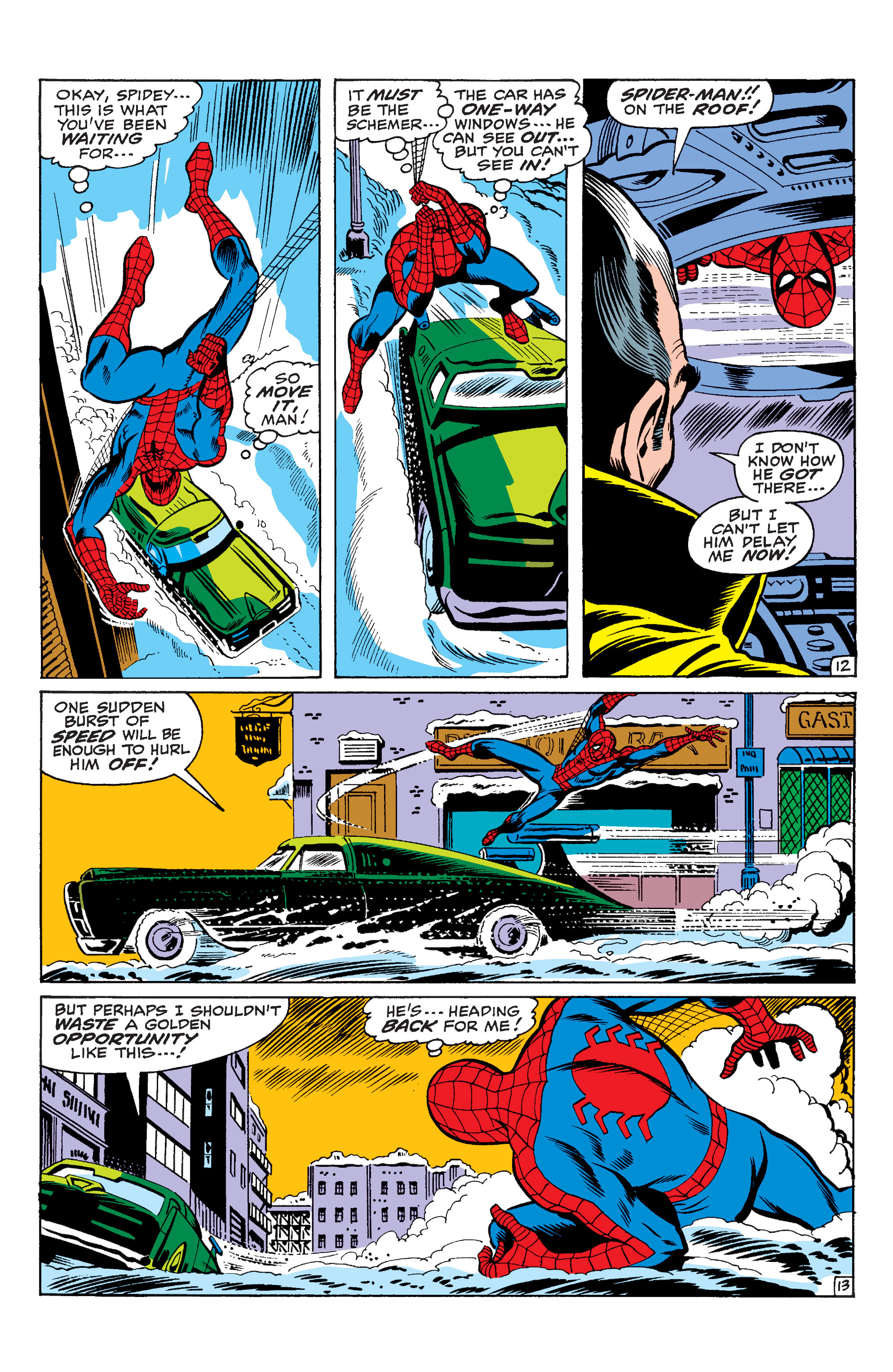 The Amazing Spider-Man (1963) 84 Page 12