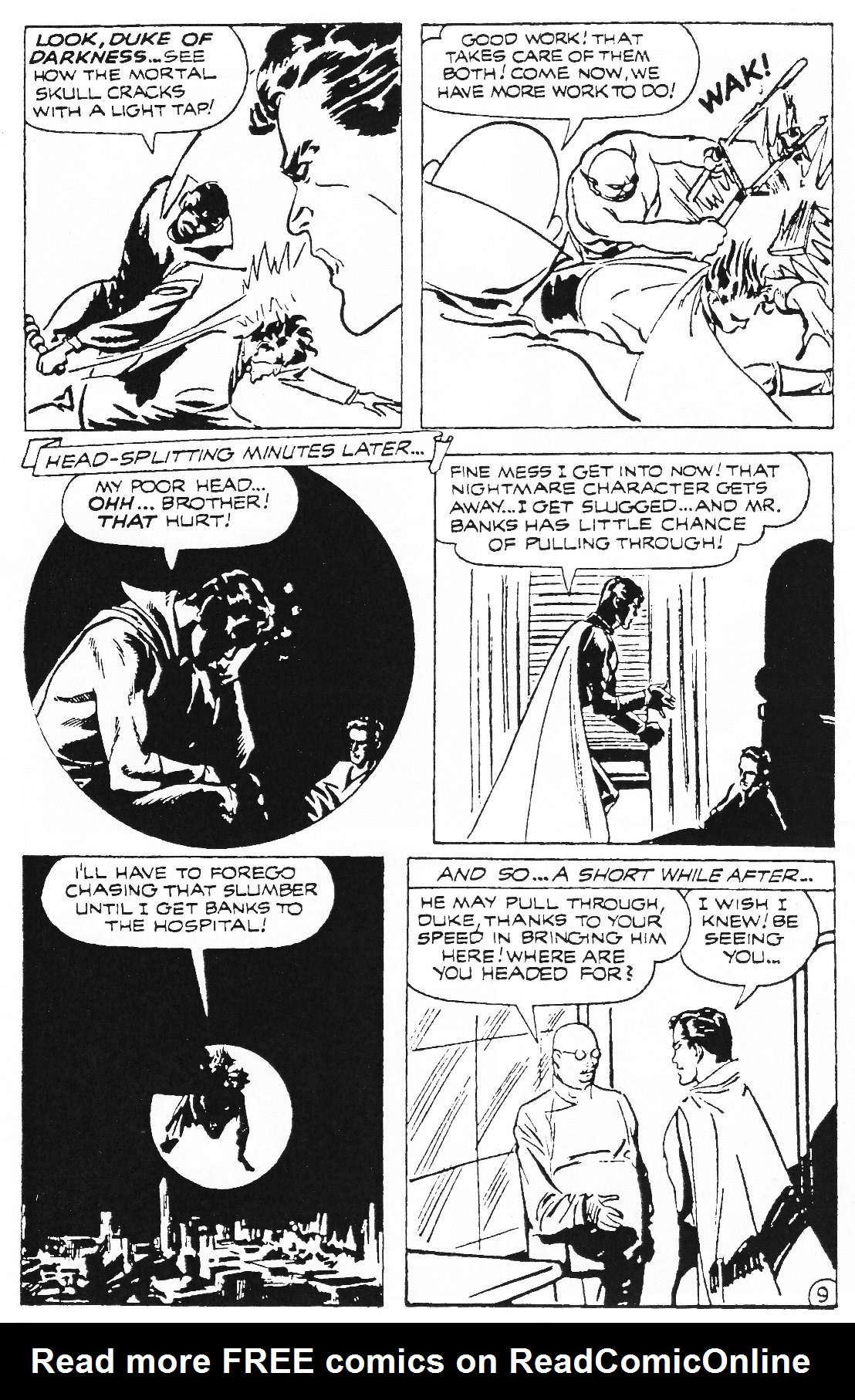 Read online Men of Mystery Comics comic -  Issue #72 - 11