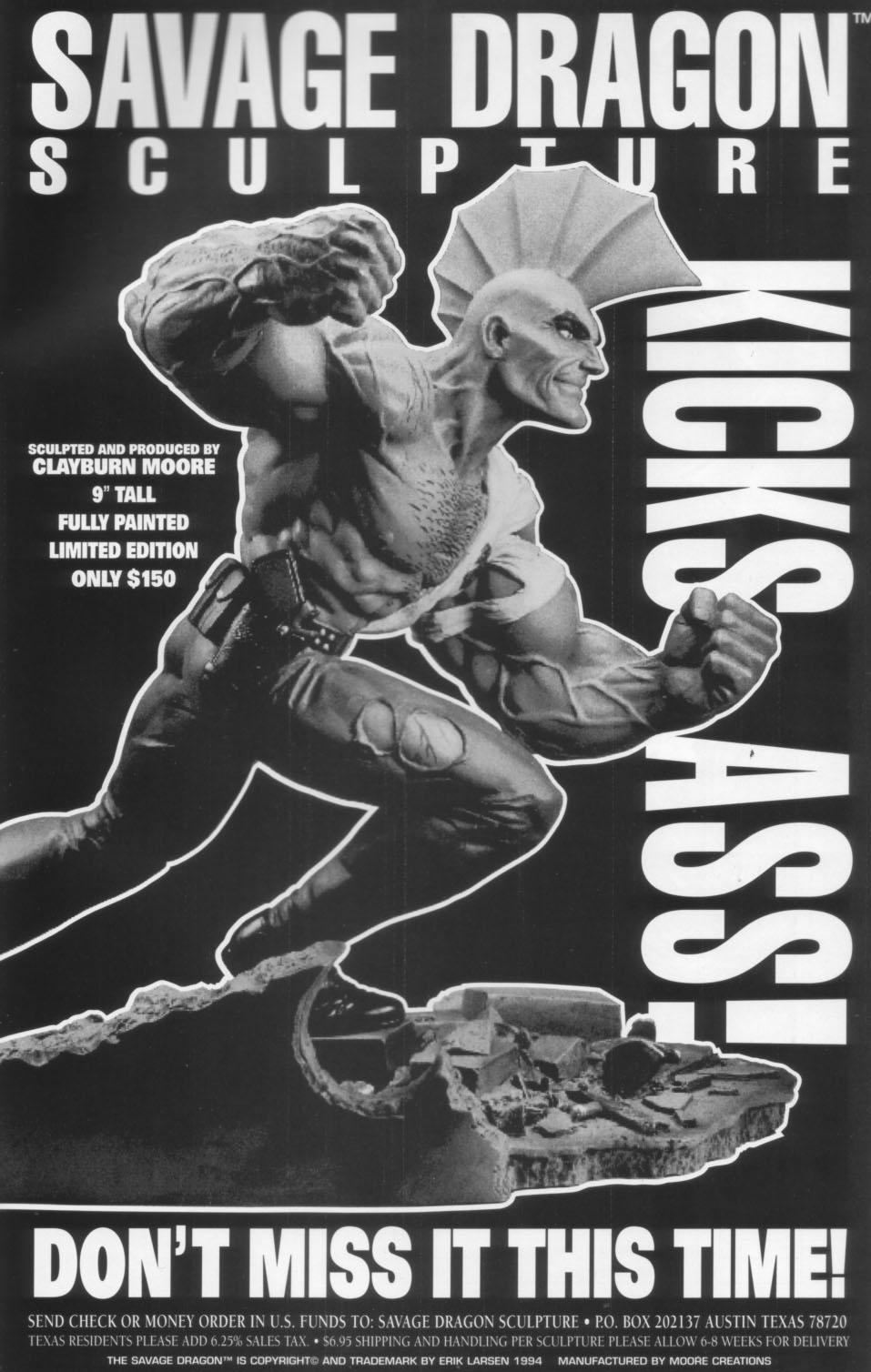 The Savage Dragon (1993) Issue #23 #26 - English 31