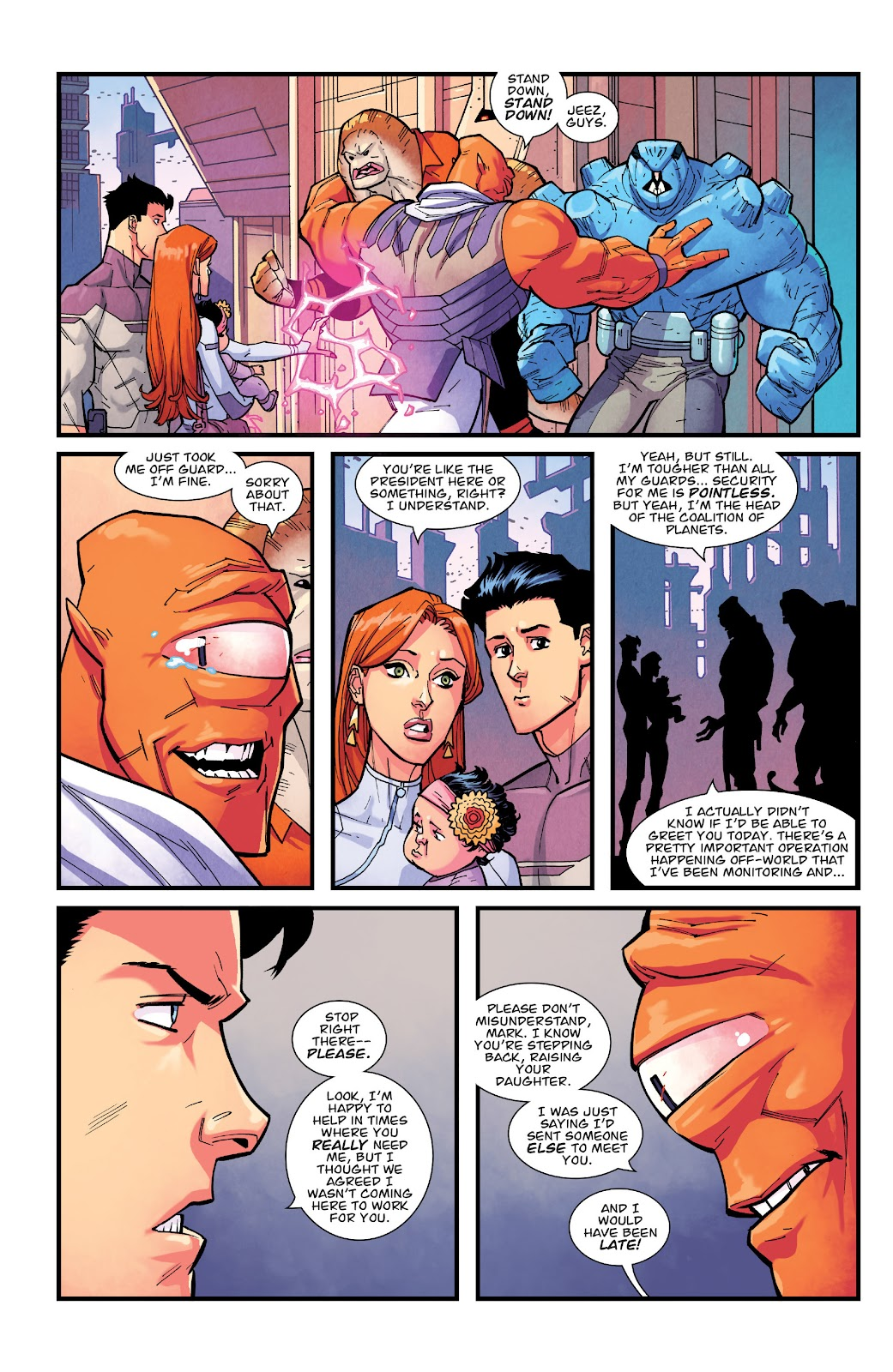 Invincible (2003) issue TPB 21 - Modern Family - Page 69