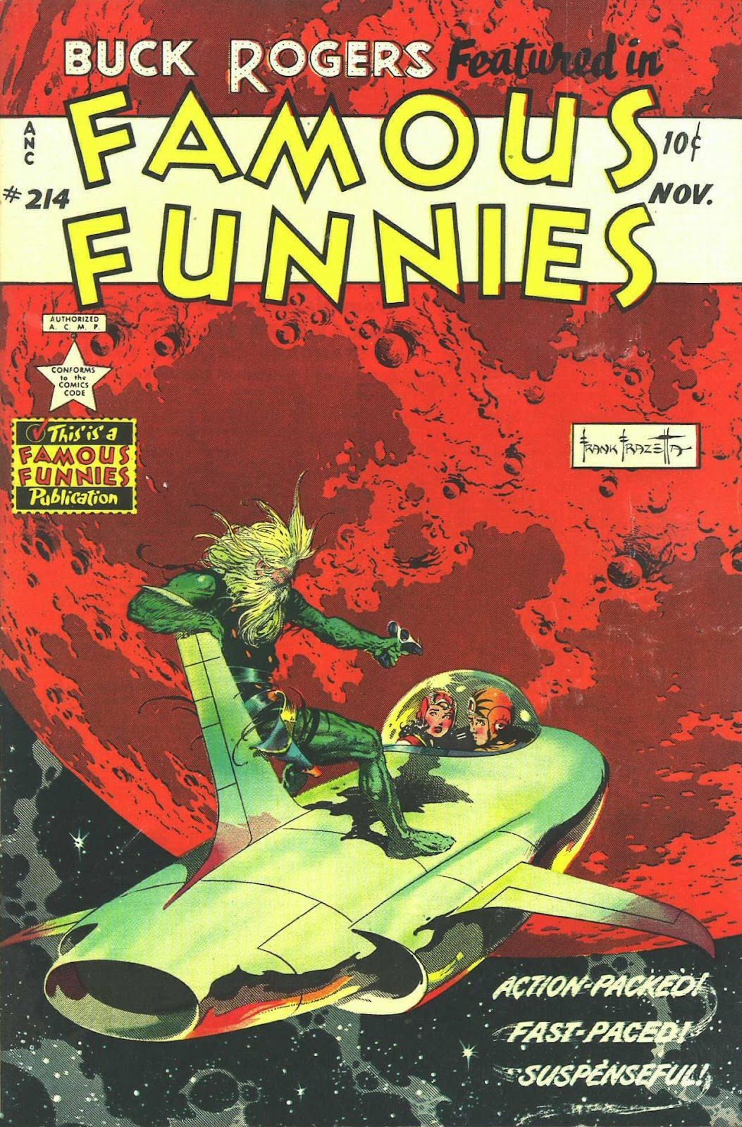 Read online Famous Funnies comic -  Issue #214 - 1