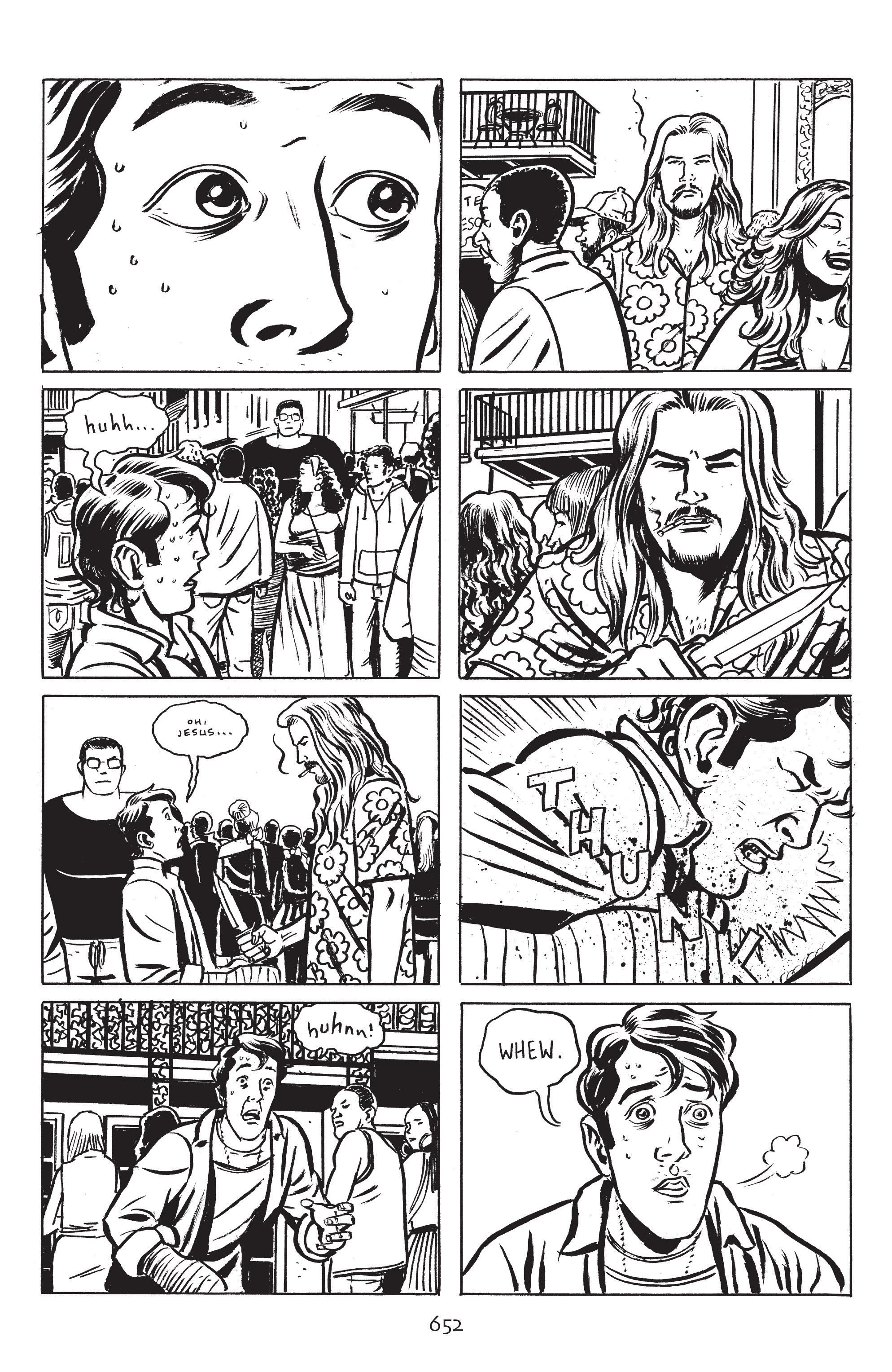 Read online Stray Bullets: Sunshine & Roses comic -  Issue #24 - 7