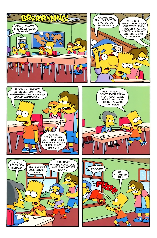 Read online Simpsons Comics comic -  Issue #234 - 20