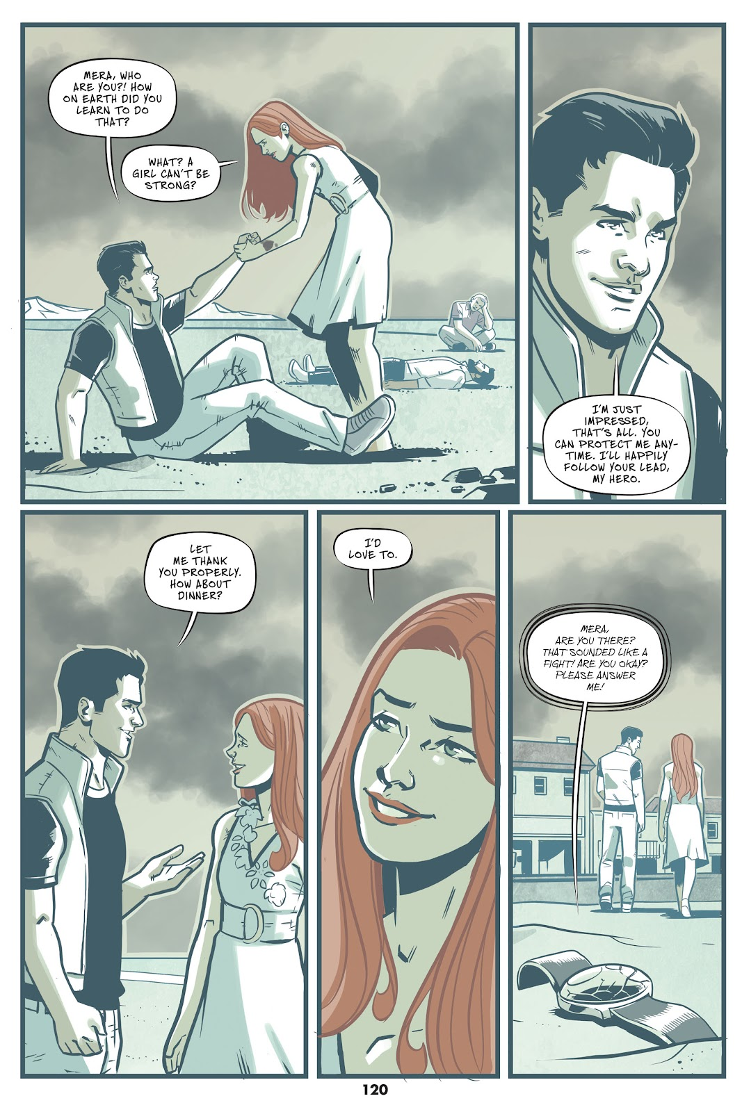 Read online Mera: Tidebreaker comic -  Issue # TPB (Part 2) - 20