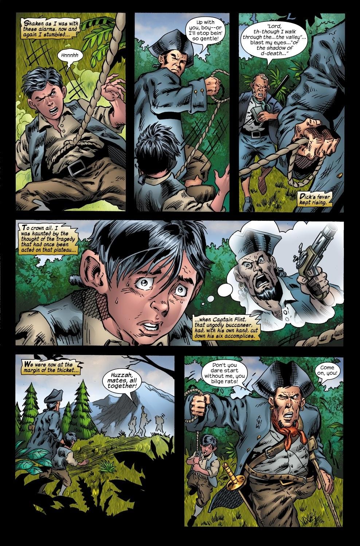 Read online Treasure Island comic -  Issue #6 - 7