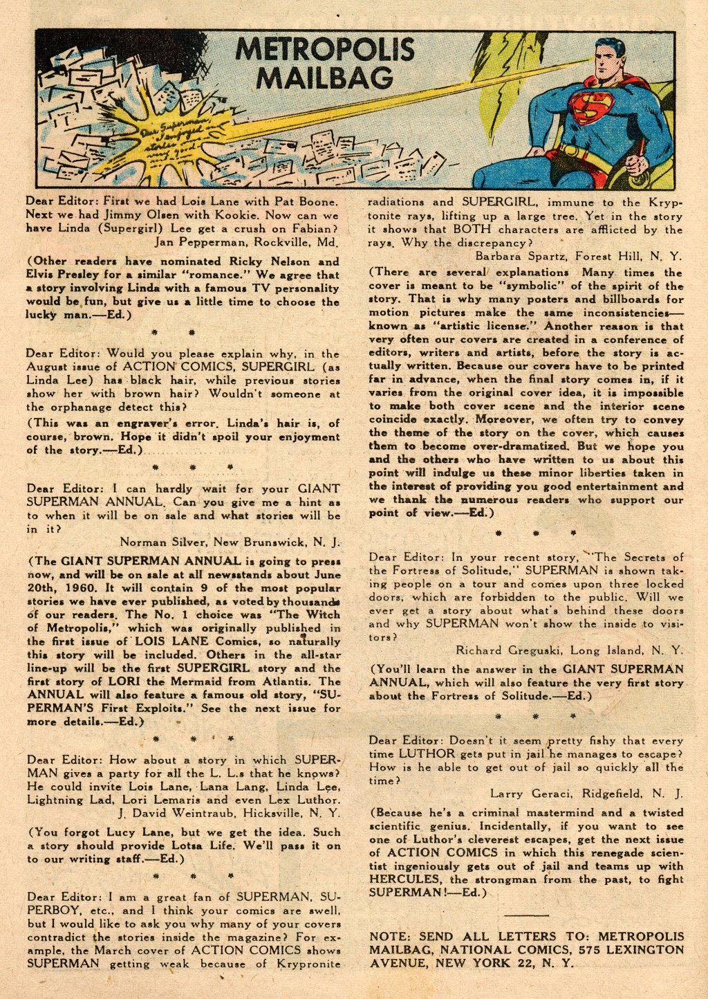 Read online Action Comics (1938) comic -  Issue #266 - 18