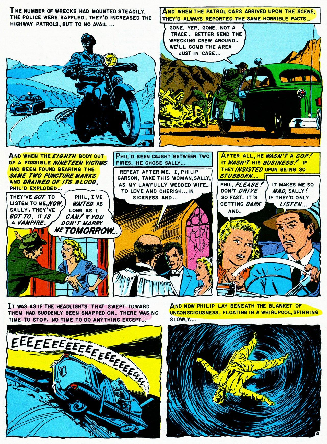 Read online Shock SuspenStories comic -  Issue #10 - 30