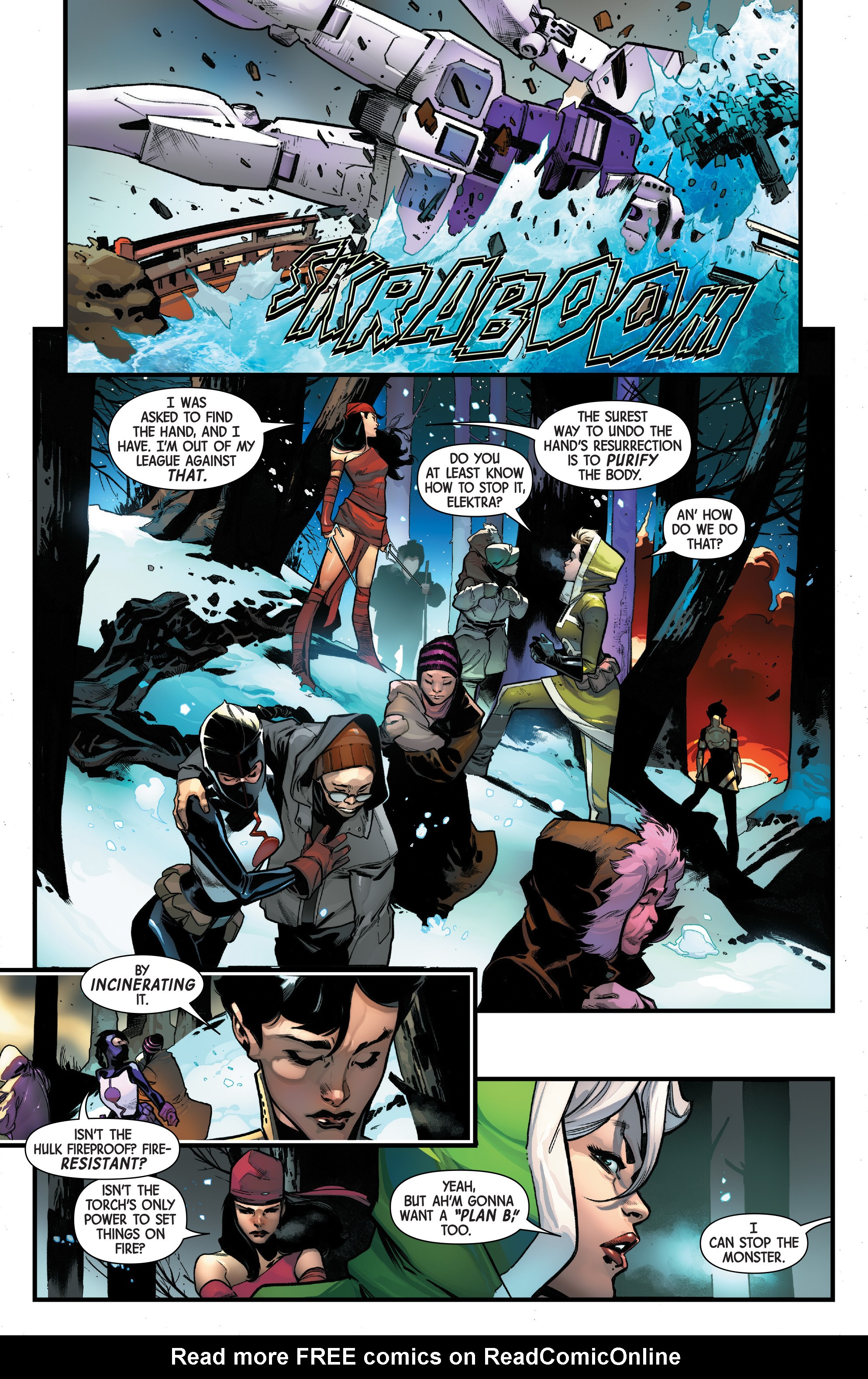 Read online Uncanny Avengers [II] comic -  Issue #16 - 15
