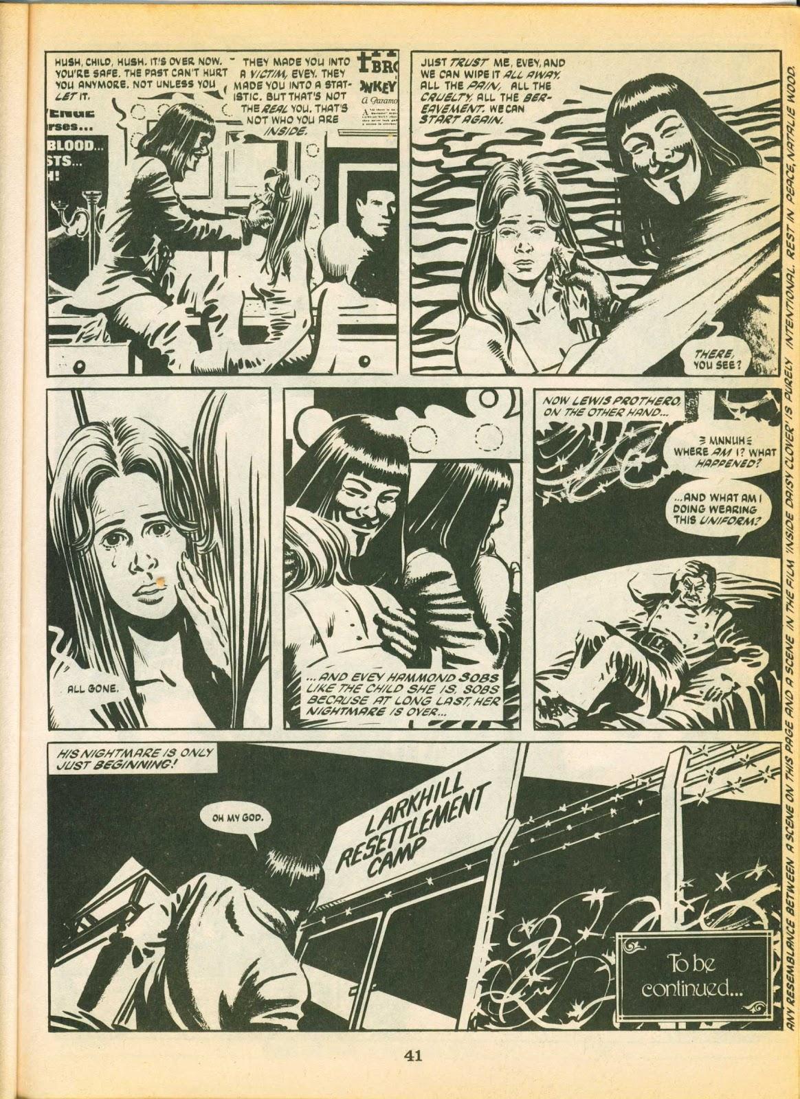 Warrior Issue #3 #4 - English 40