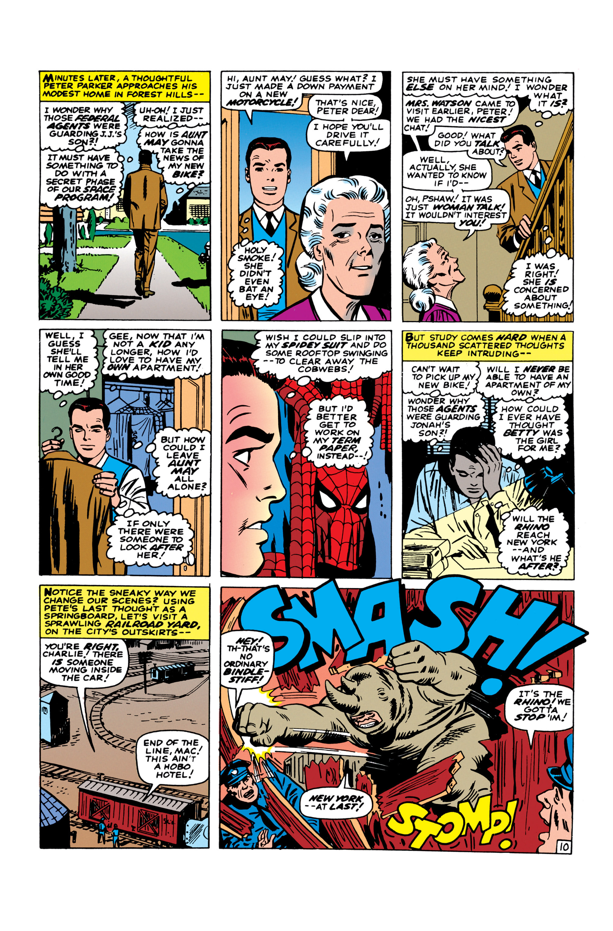 The Amazing Spider-Man (1963) 41 Page 10