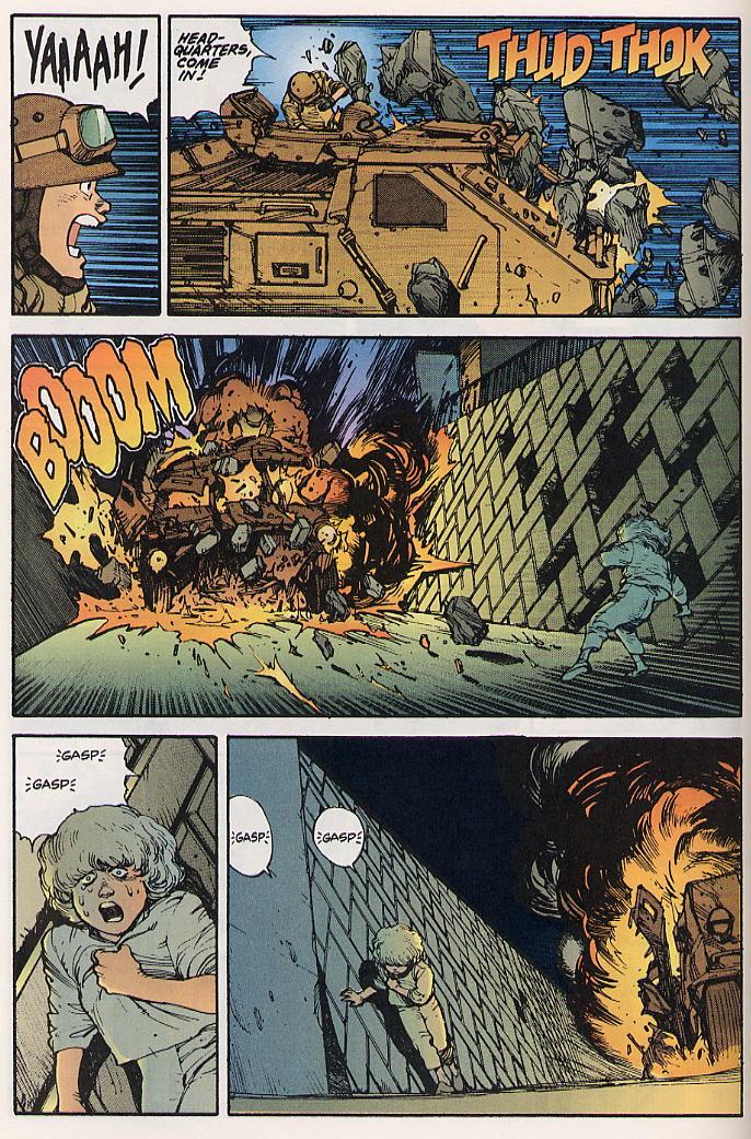 Read online Akira comic -  Issue #15 - 21