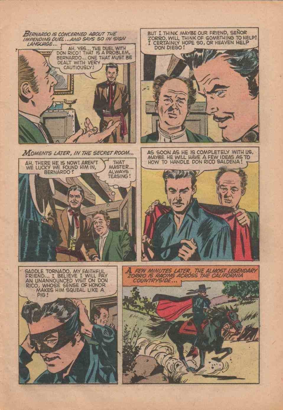 Zorro (1966) issue 6 - Page 11