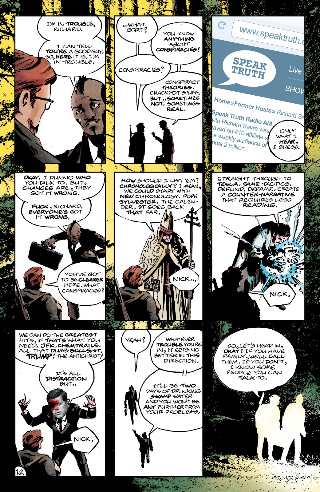 Read online Nobody Is In Control comic -  Issue #1 - 15