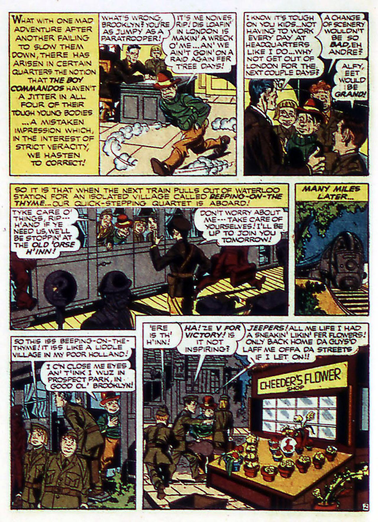 Read online Detective Comics (1937) comic -  Issue #72 - 19