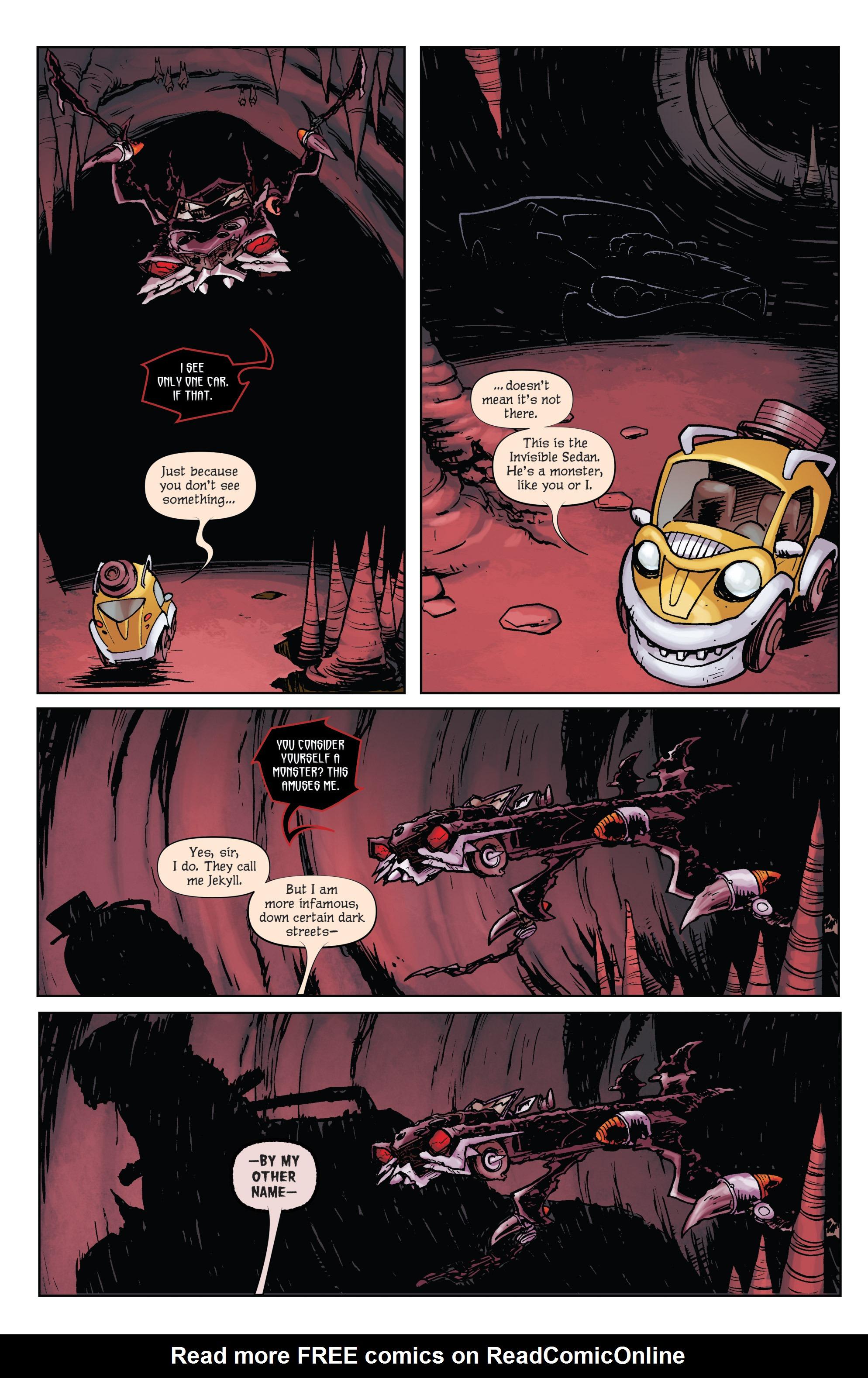 Read online Monster Motors comic -  Issue # Full - 41