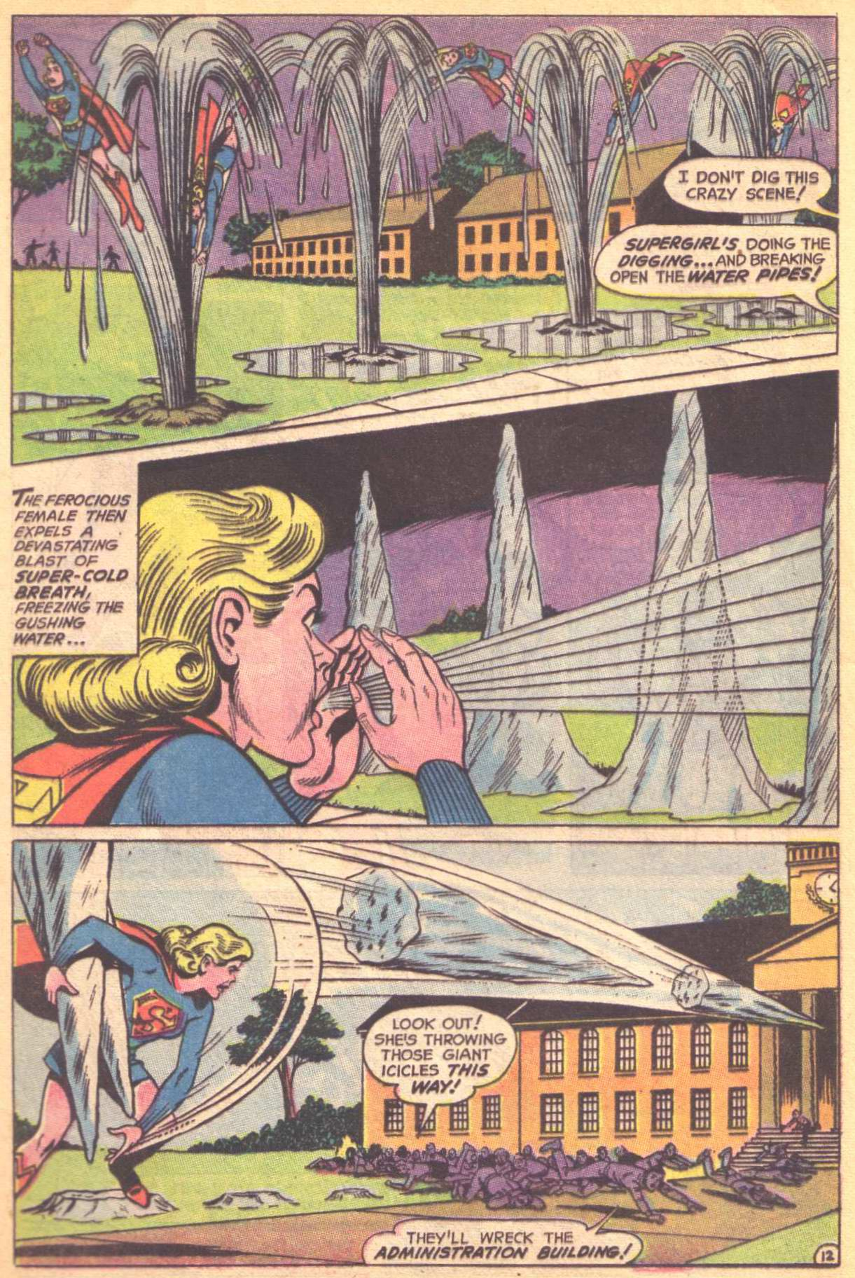 Read online Adventure Comics (1938) comic -  Issue #382 - 16