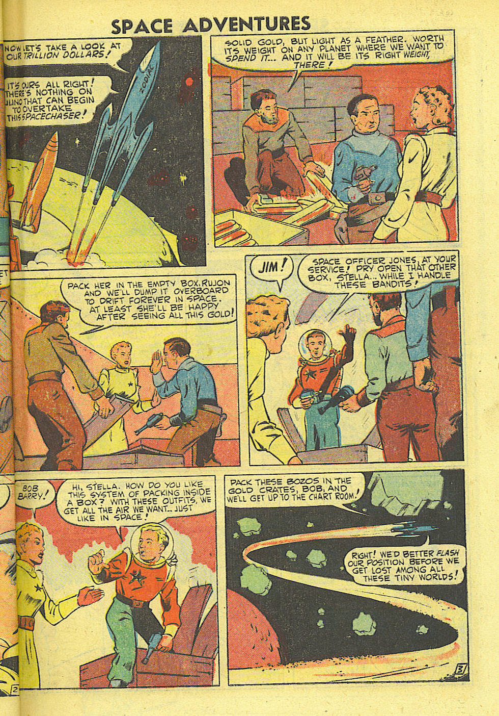 Space Adventures (1952) issue 4 - Page 30