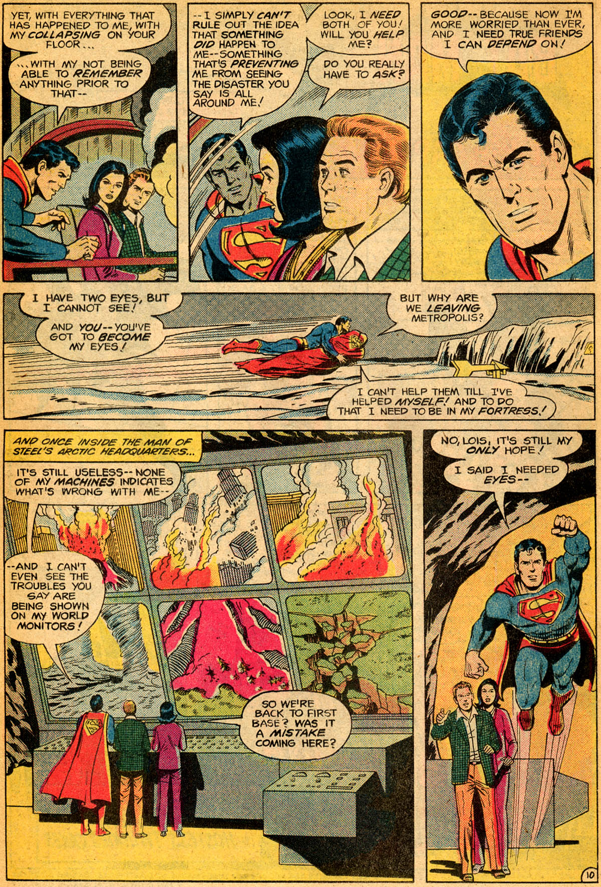 Read online Action Comics (1938) comic -  Issue #529 - 11
