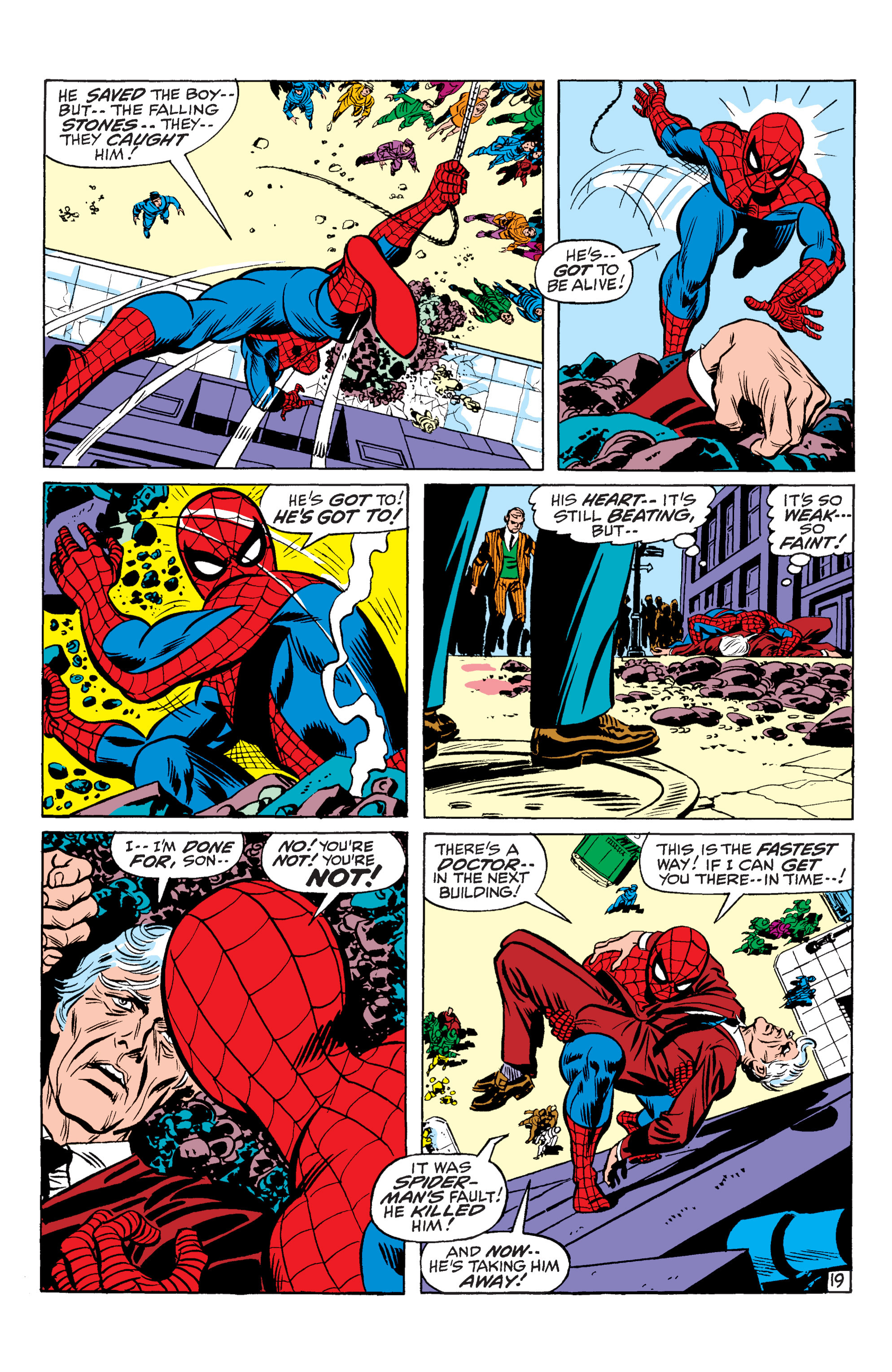The Amazing Spider-Man (1963) 90 Page 18