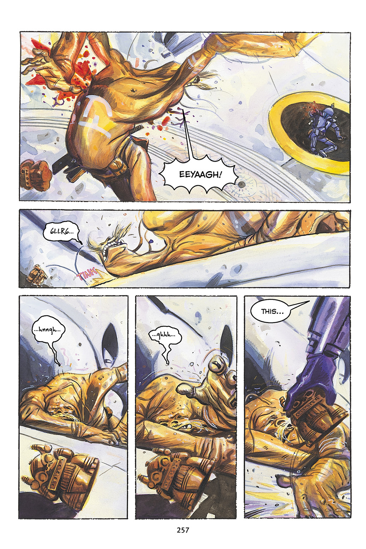 Read online Star Wars Omnibus comic -  Issue # Vol. 10 - 254