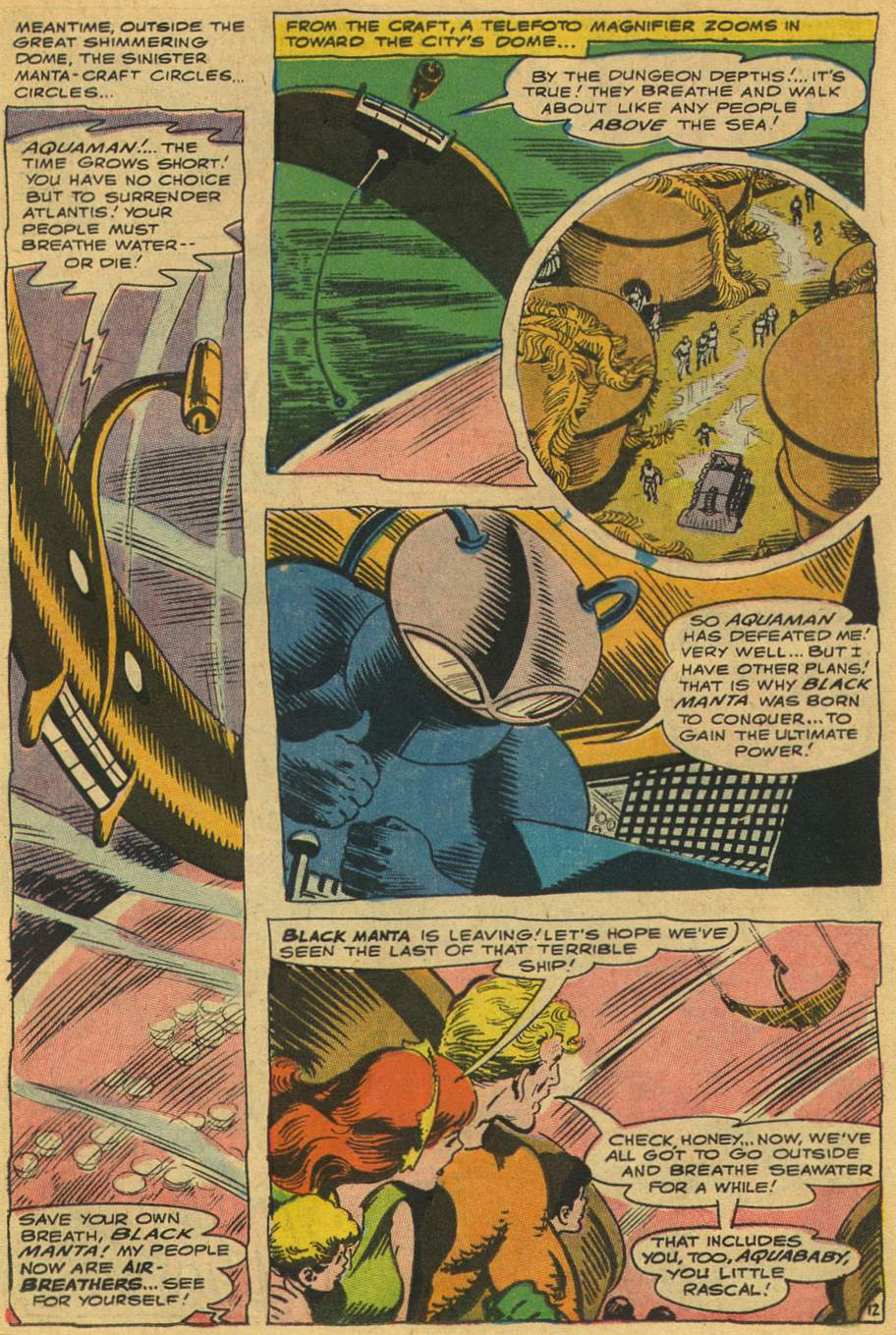 Read online Aquaman (1962) comic -  Issue #35 - 15