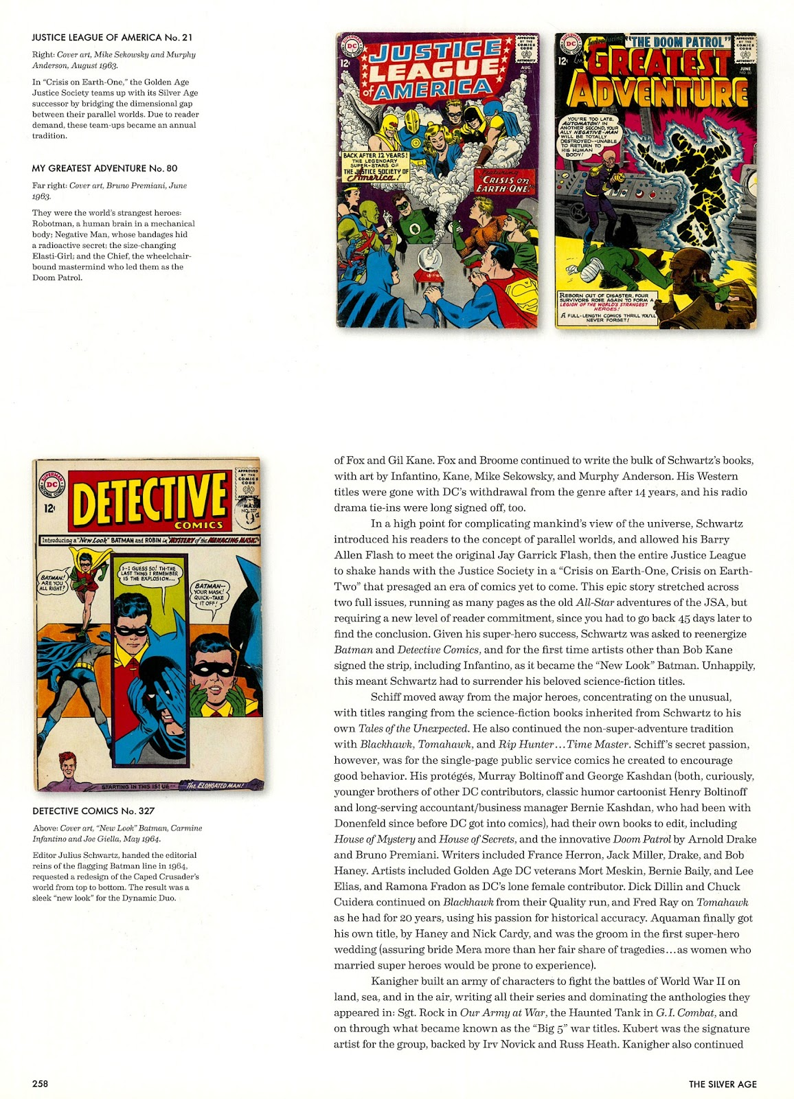 Read online 75 Years Of DC Comics comic -  Issue # TPB (Part 3) - 71