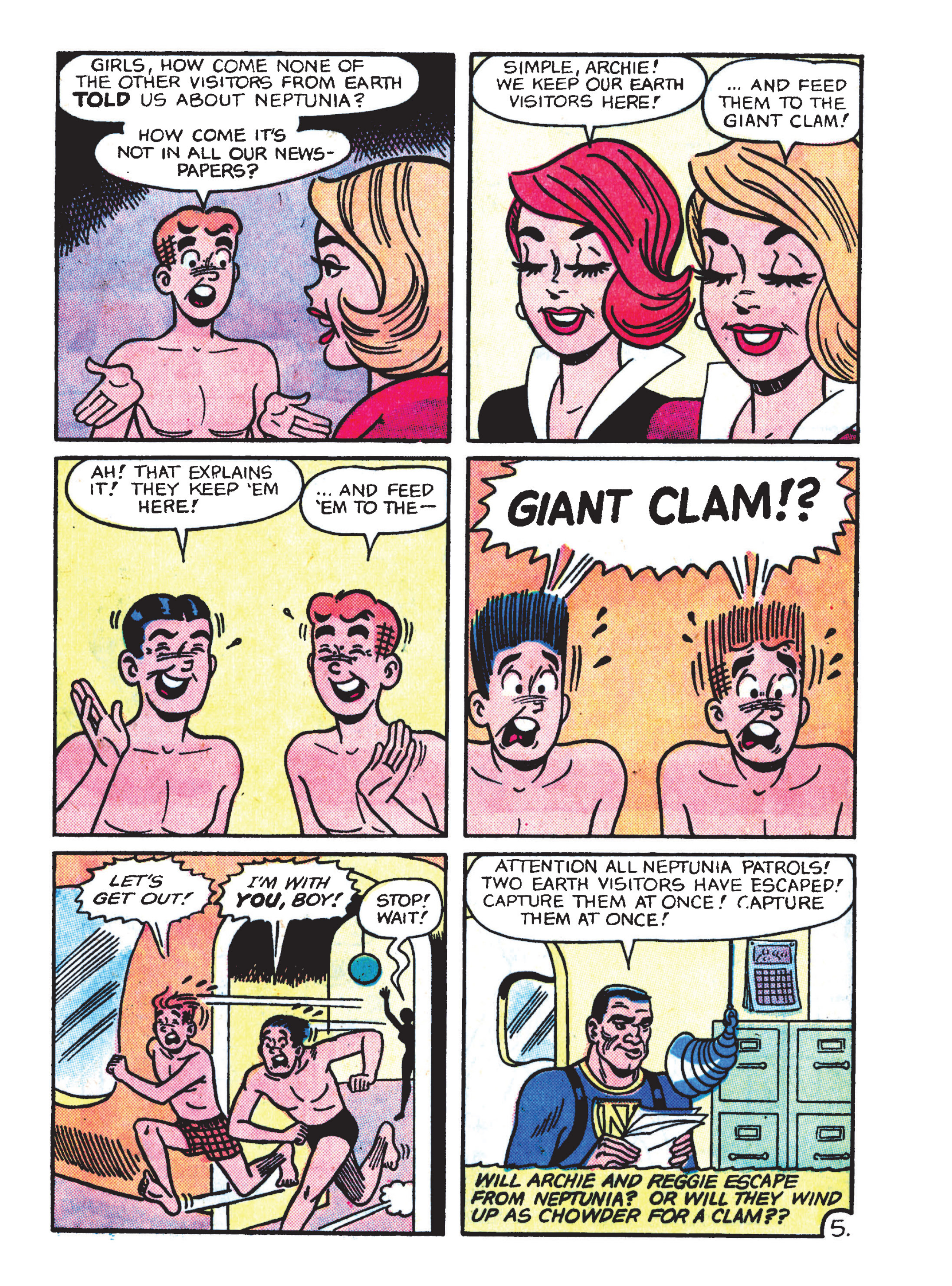 Read online Archie 1000 Page Comics Blowout! comic -  Issue # TPB (Part 2) - 27