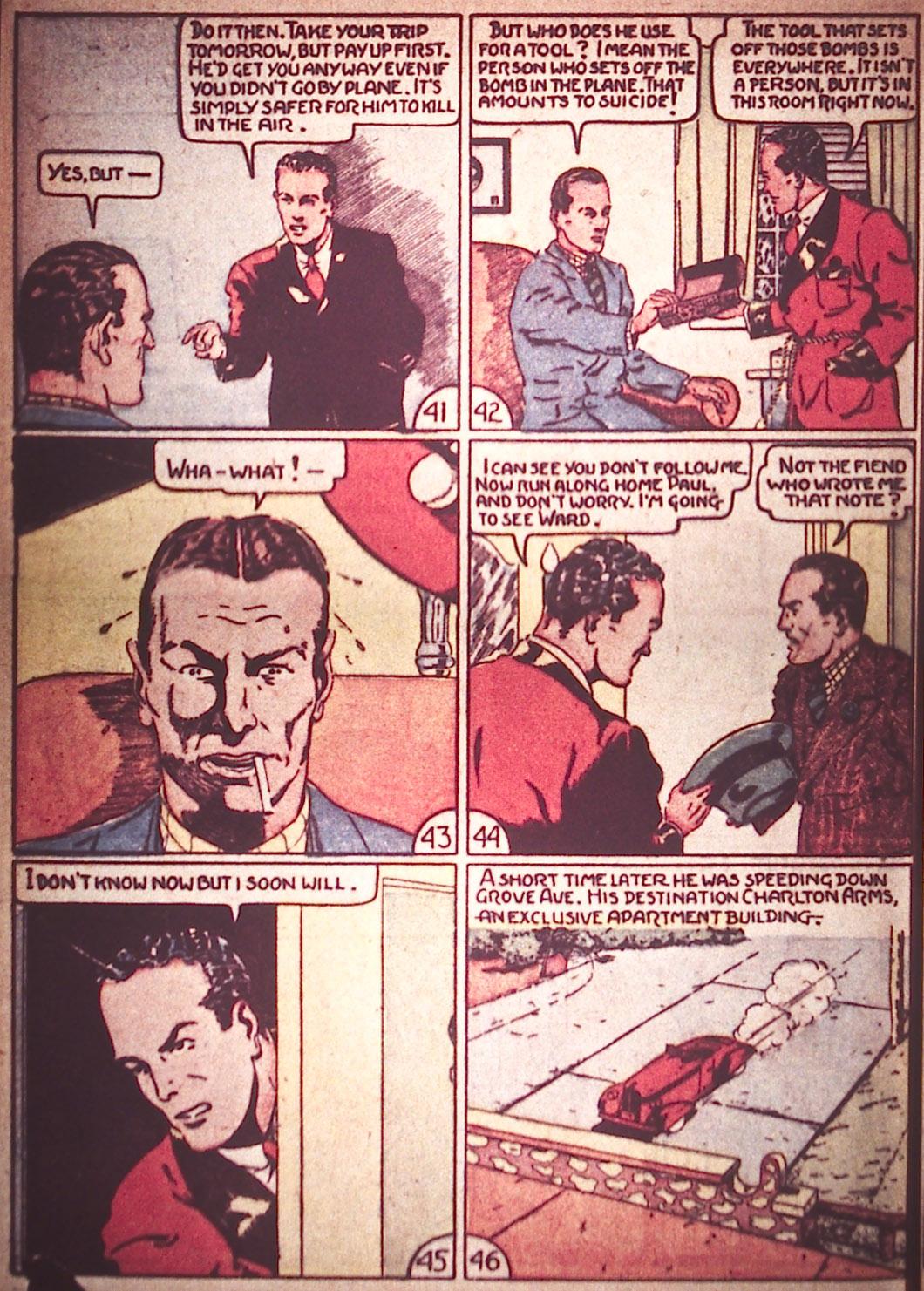 Read online Detective Comics (1937) comic -  Issue #12 - 30