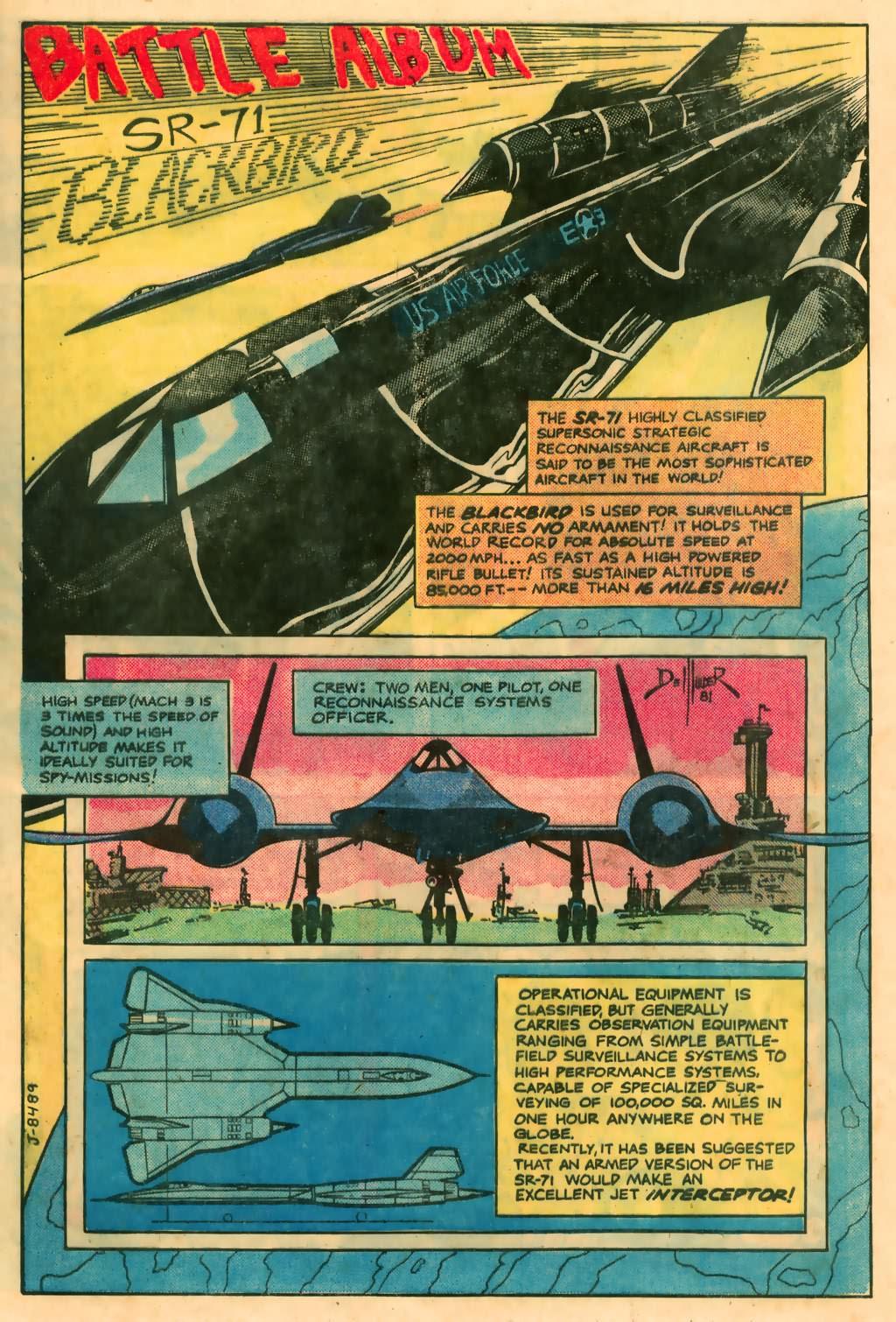 Read online Sgt. Rock comic -  Issue #374 - 31