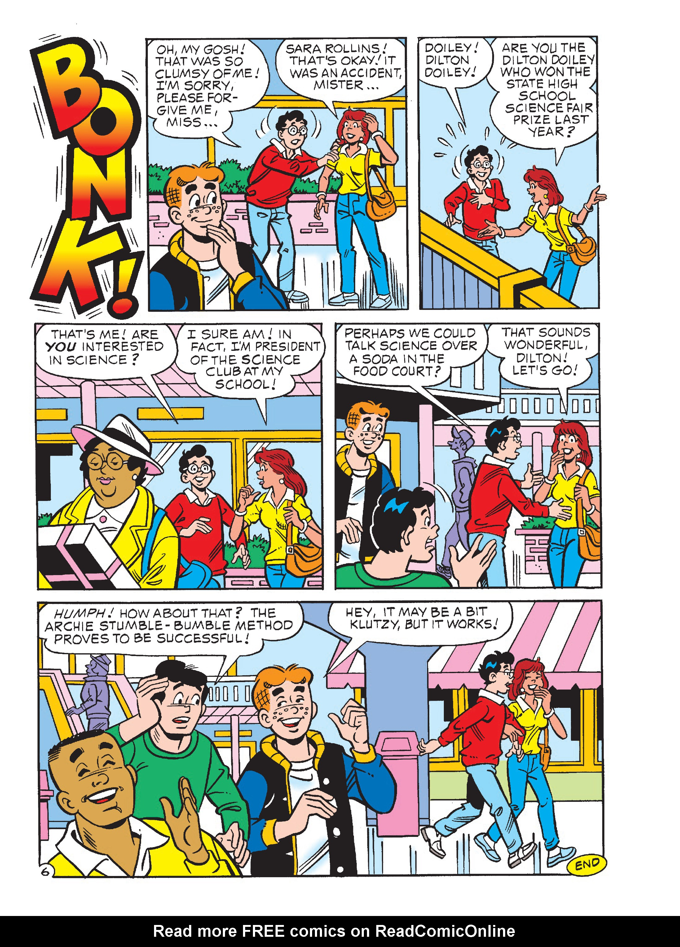 Read online Archie's Funhouse Double Digest comic -  Issue #23 - 66