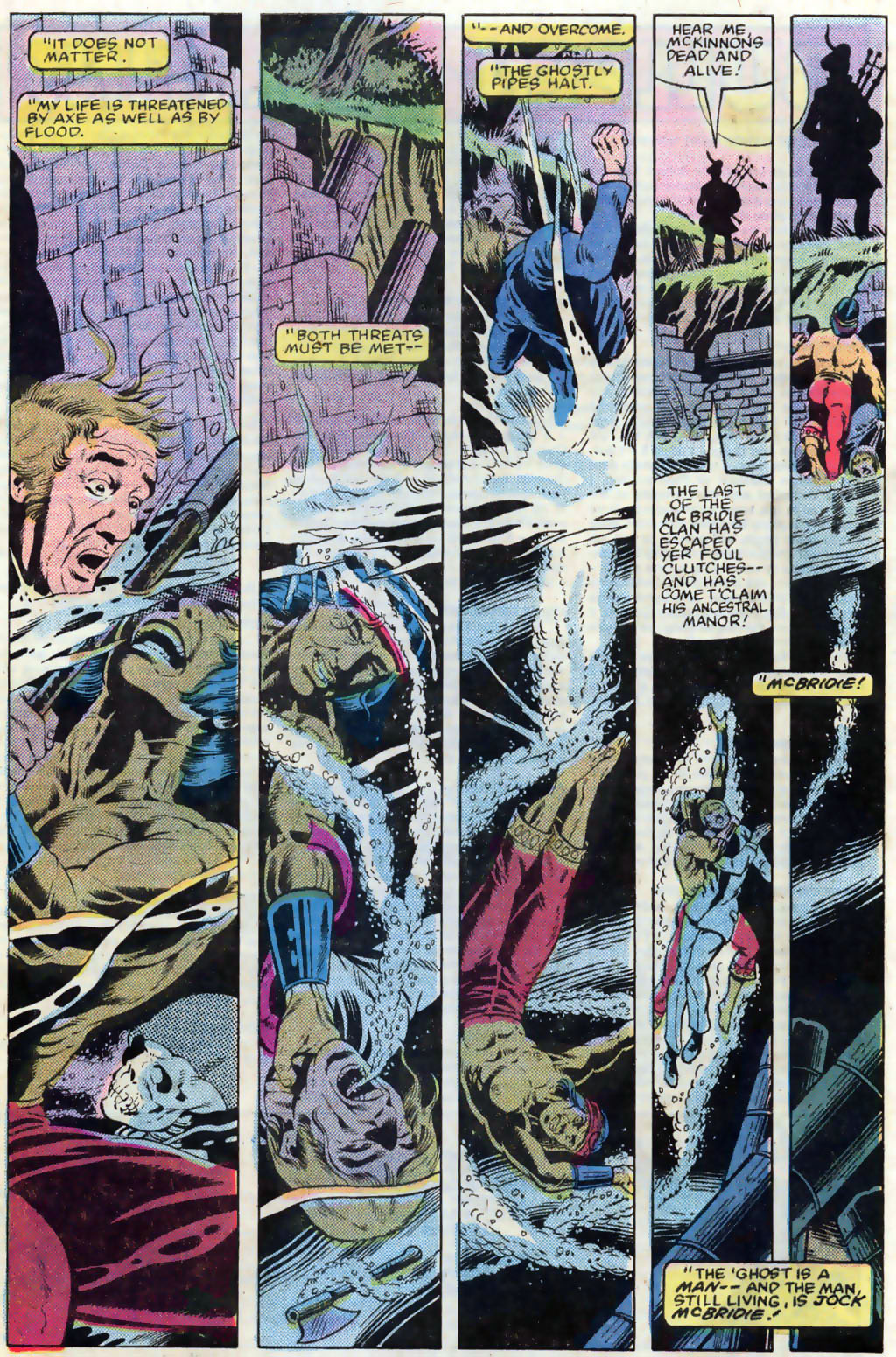 Read online Master of Kung Fu (1974) comic -  Issue #120 - 19