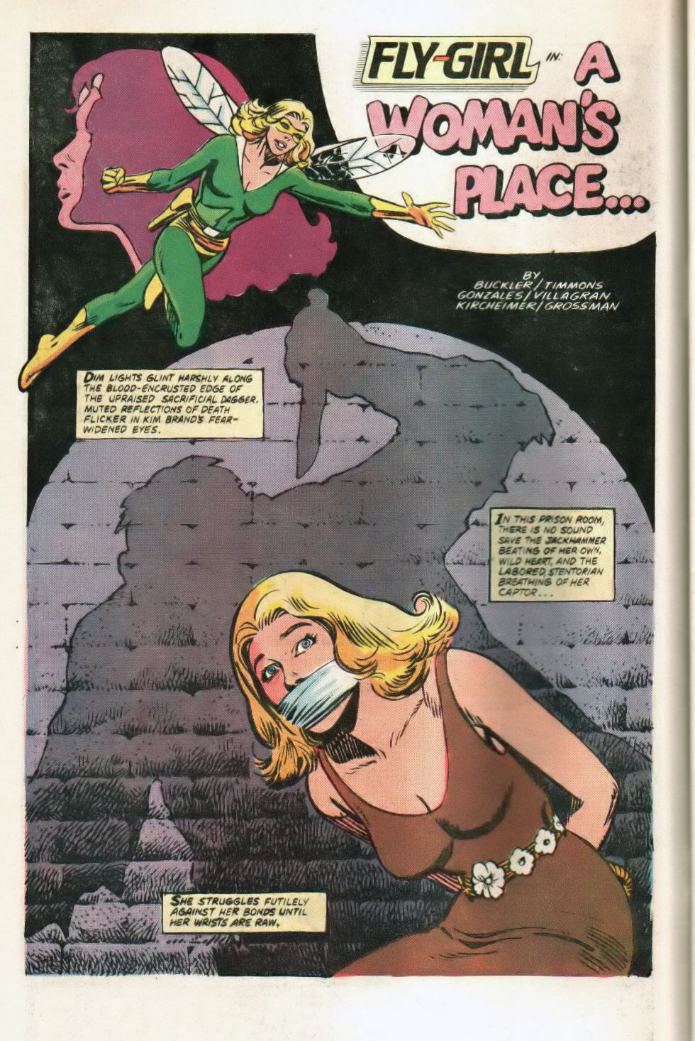 Read online The Fly (1983) comic -  Issue #2 - 6