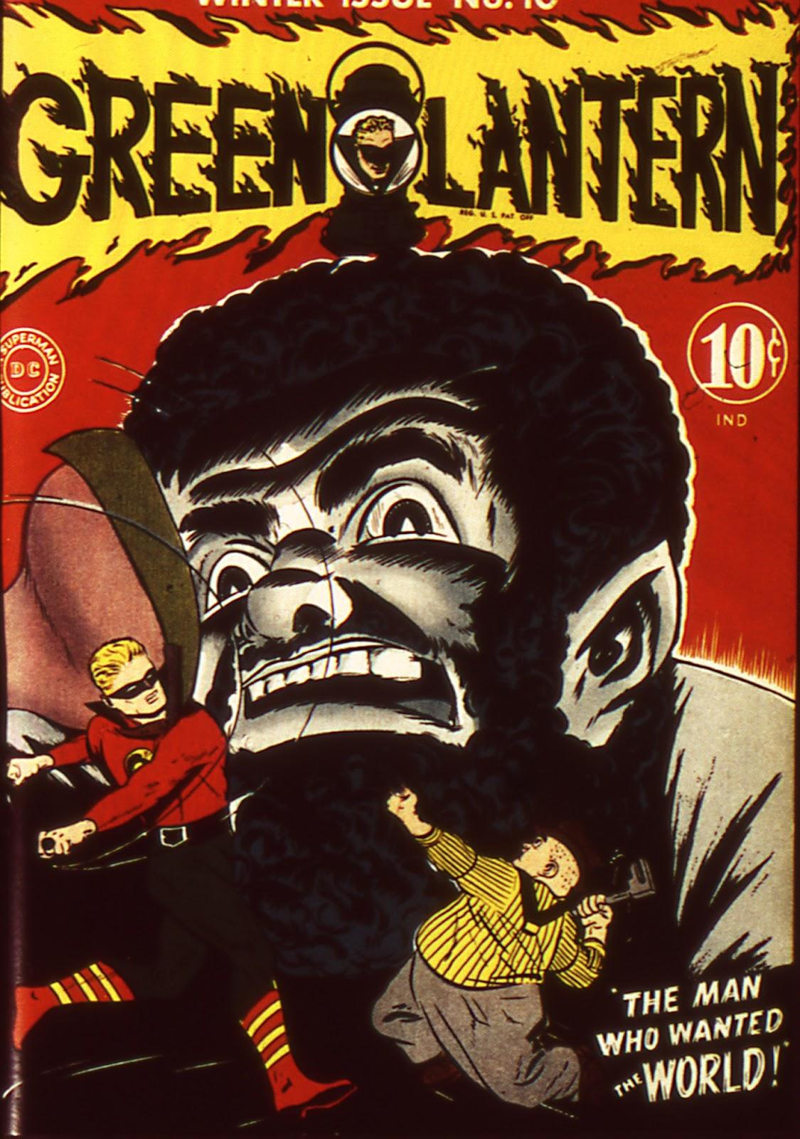 Green Lantern (1941) issue 10 - Page 1