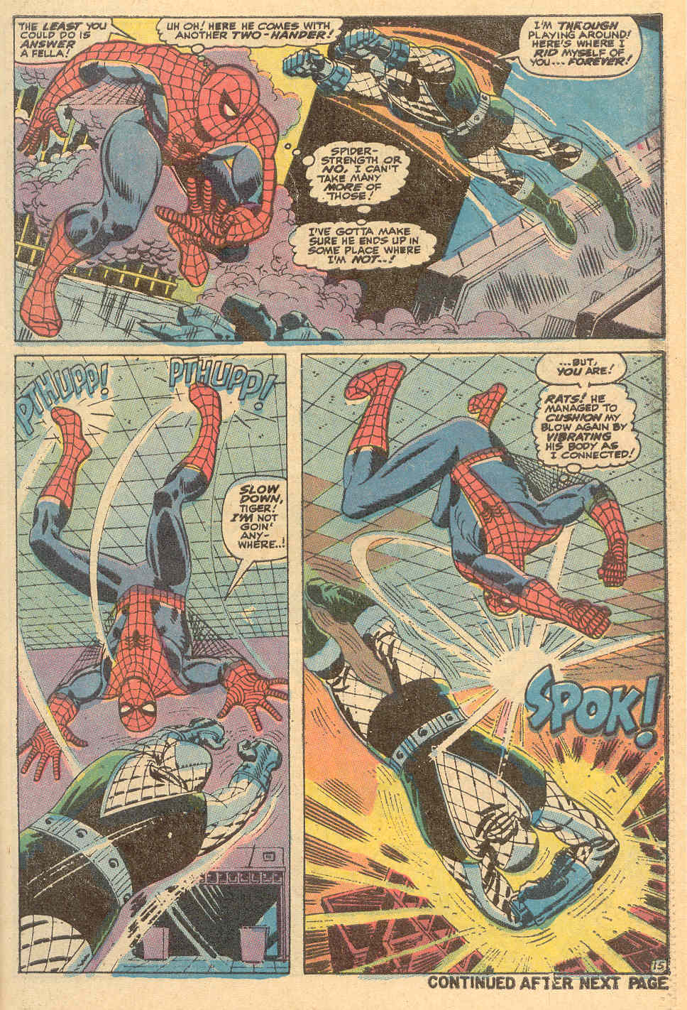 The Amazing Spider-Man (1963) _Annual_8 Page 15