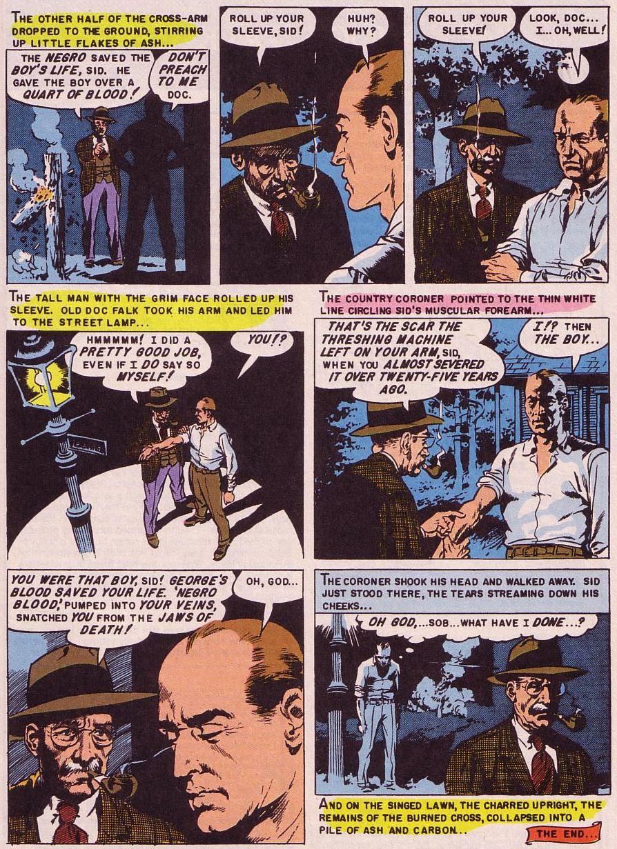 Read online Shock SuspenStories comic -  Issue #13 - 16