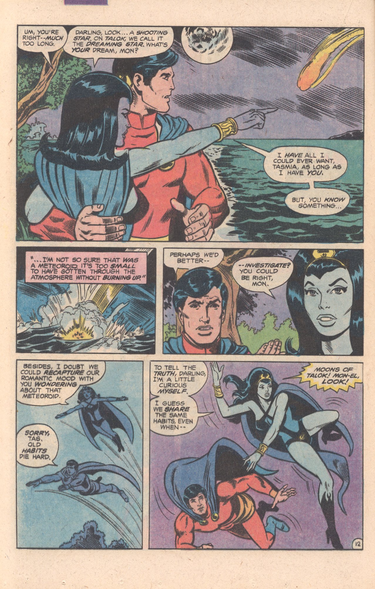 Legion of Super-Heroes (1980) 269 Page 13