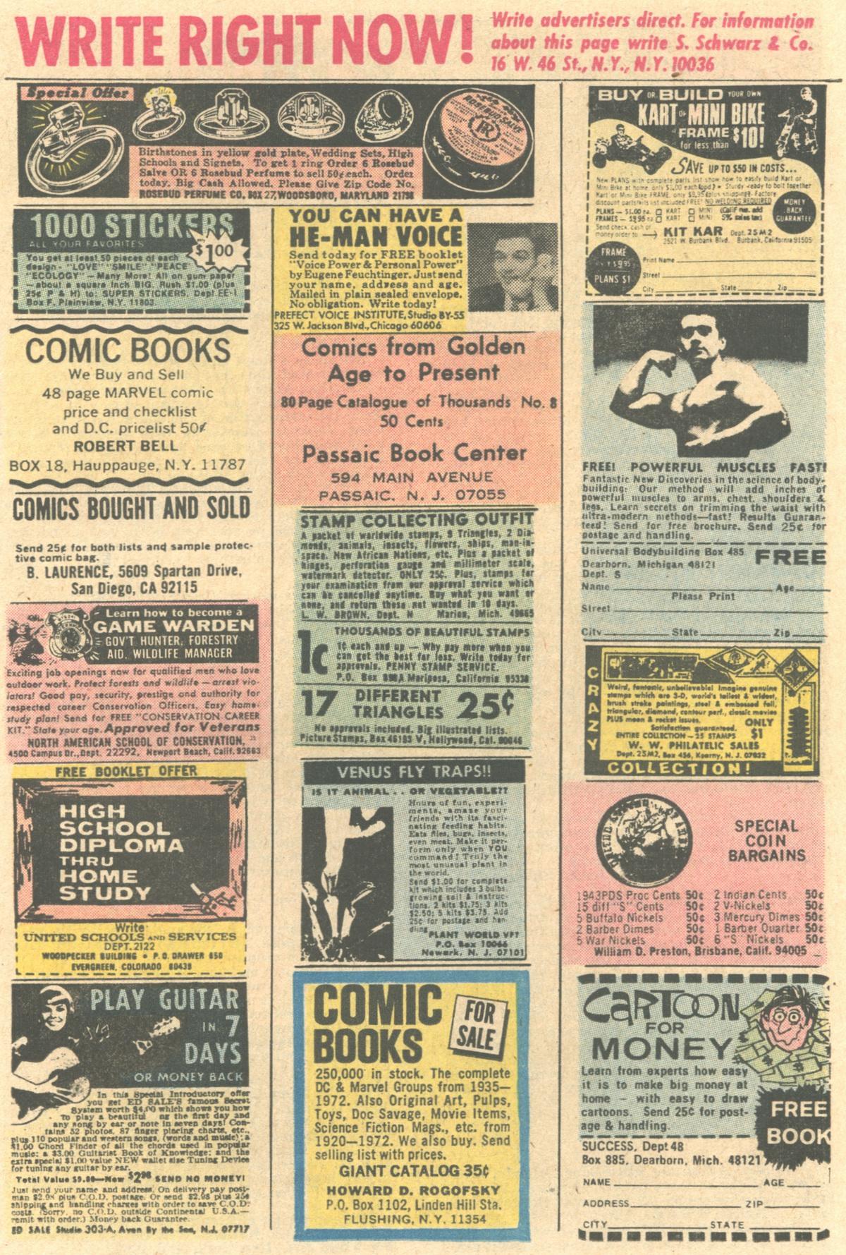 Read online Adventure Comics (1938) comic -  Issue #415 - 33