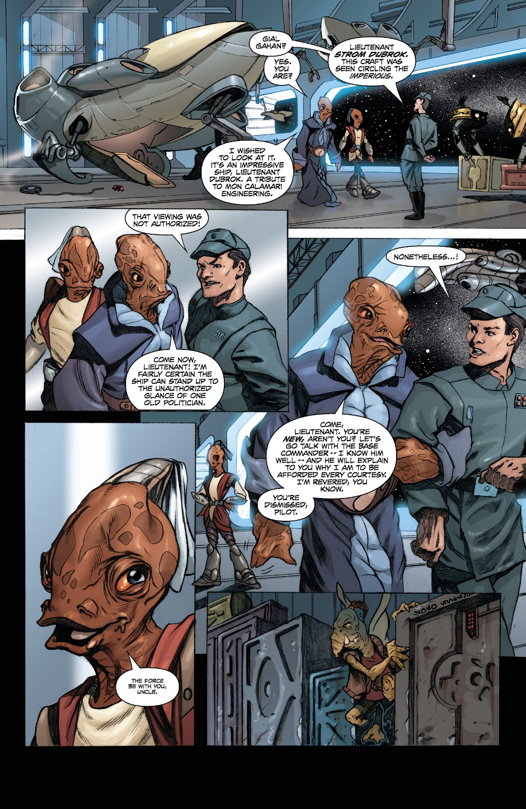 Read online Star Wars Legends: Legacy - Epic Collection comic -  Issue # TPB 2 (Part 1) - 14