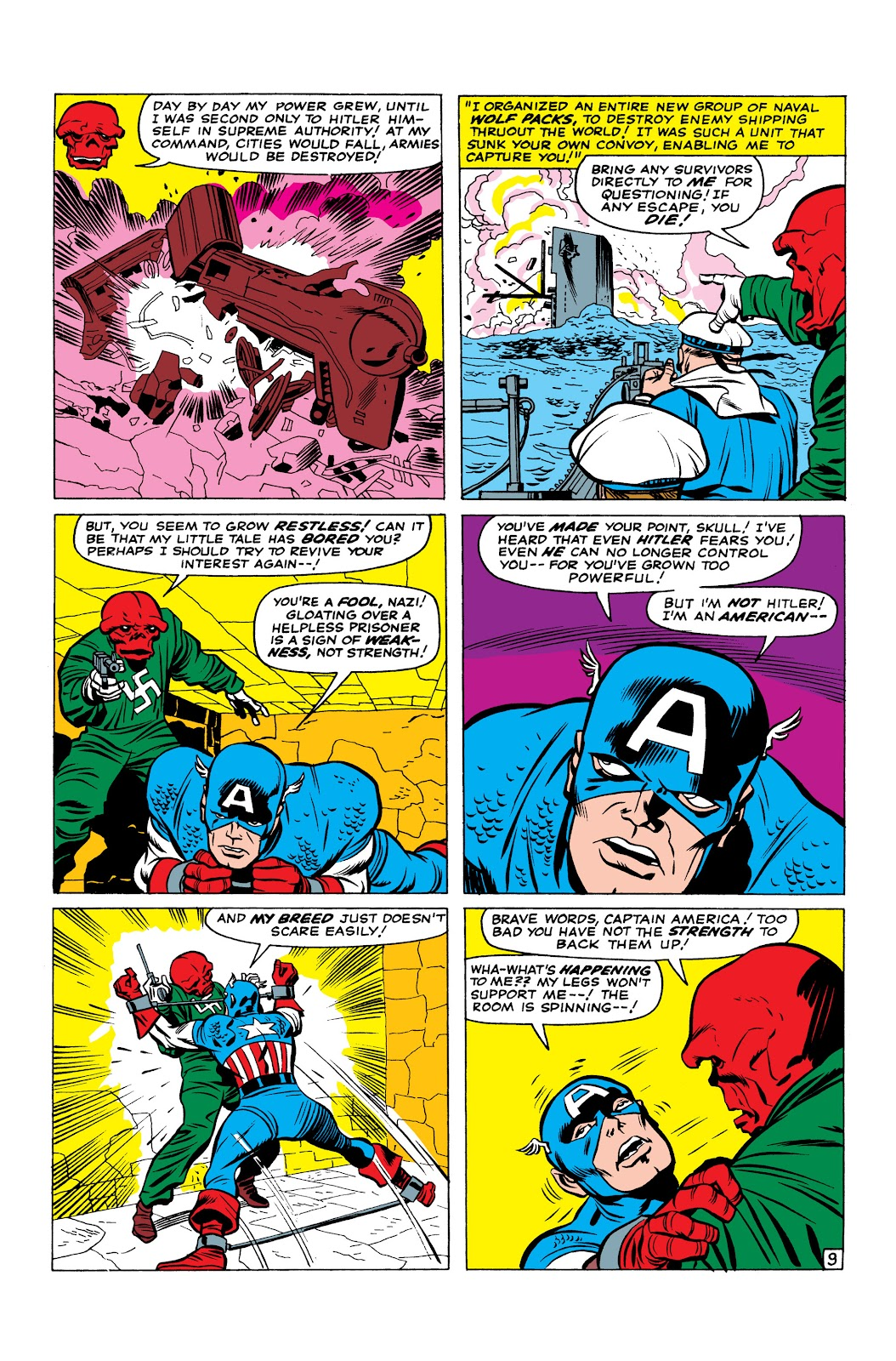 Tales of Suspense (1959) issue 66 - Page 22