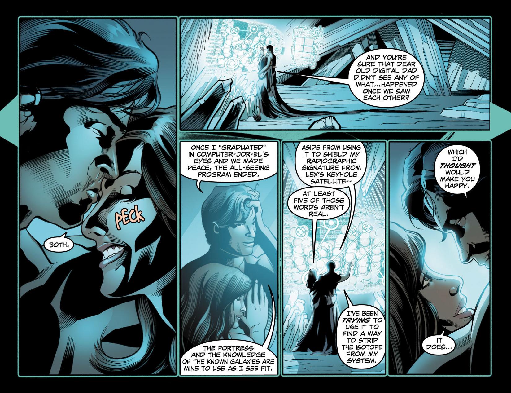Read online Smallville: Season 11 comic -  Issue #13 - 5