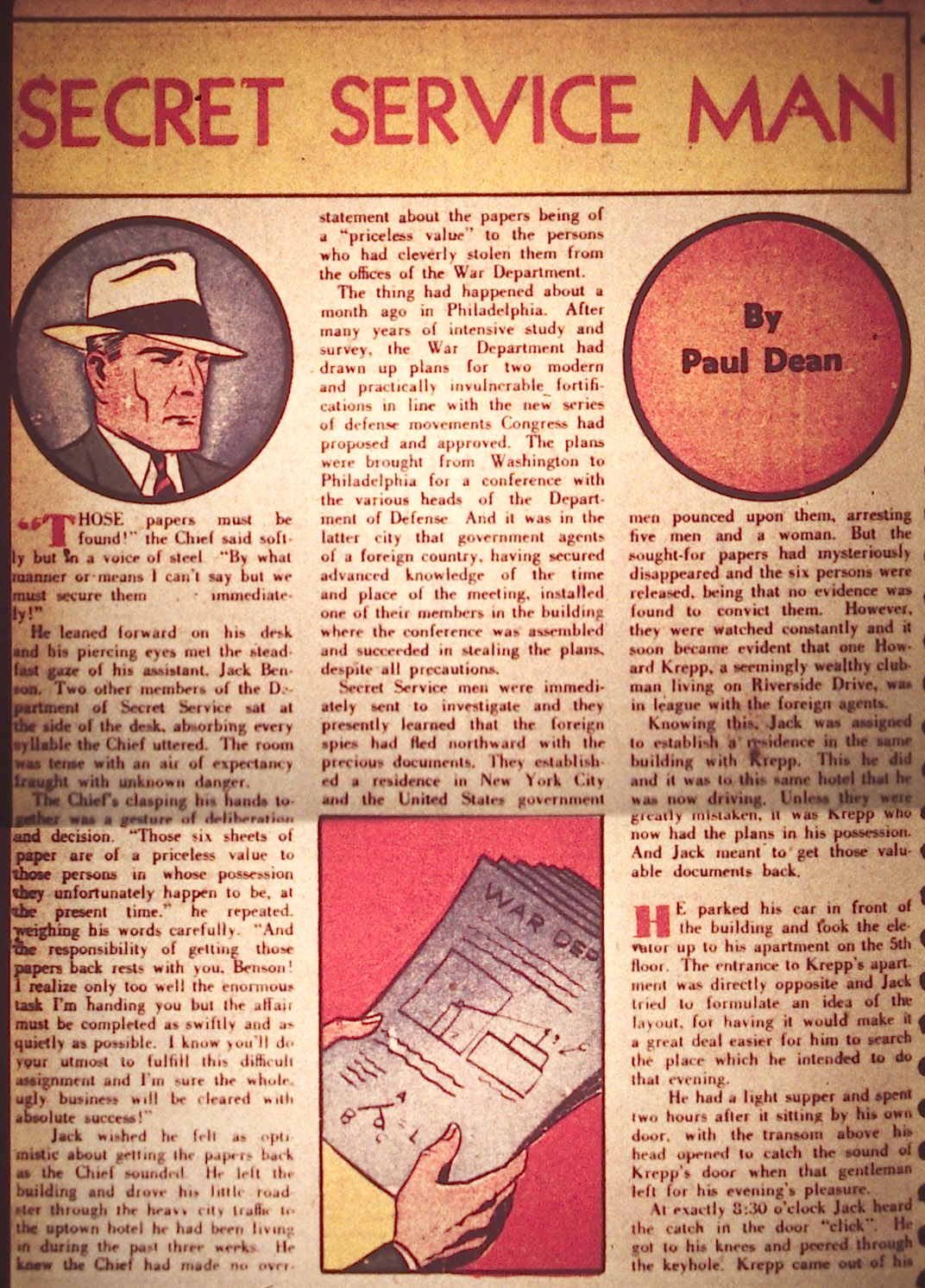 Detective Comics (1937) 25 Page 33