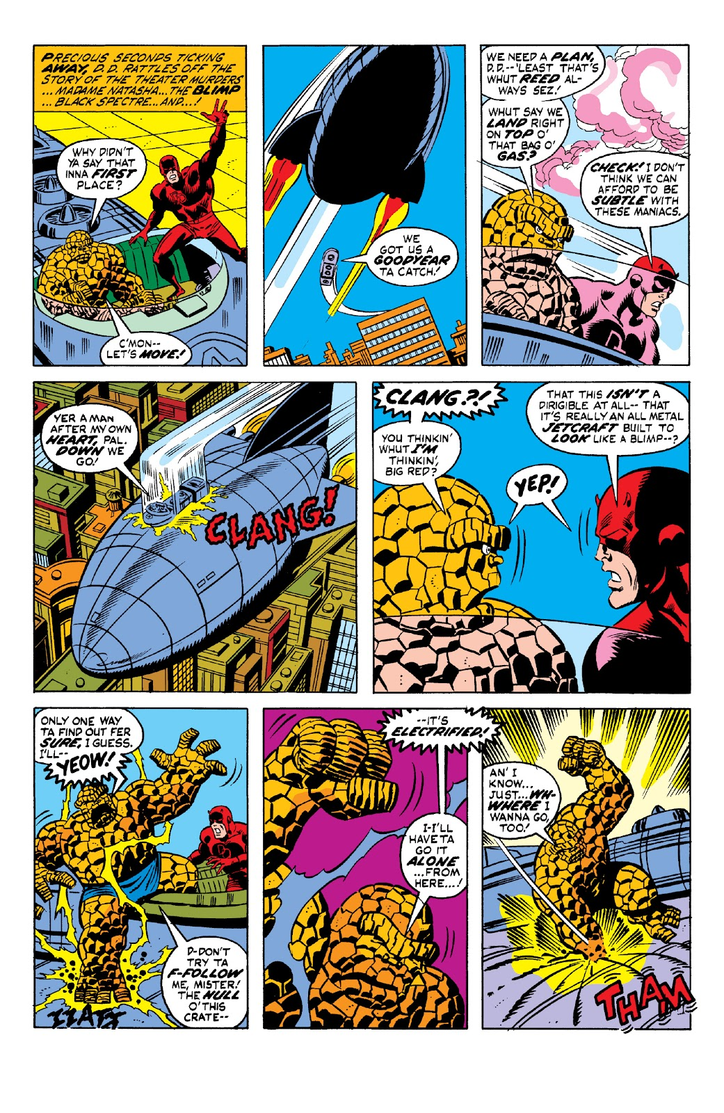 Read online Marvel Two-In-One Epic Collection: Cry Monster comic -  Issue # TPB (Part 1) - 100