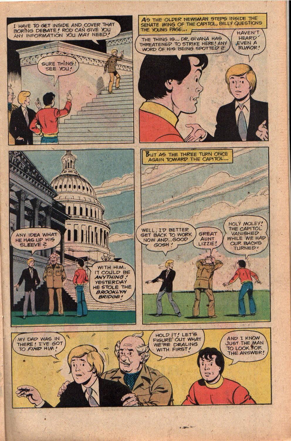 Read online Shazam! (1973) comic -  Issue #26 - 15
