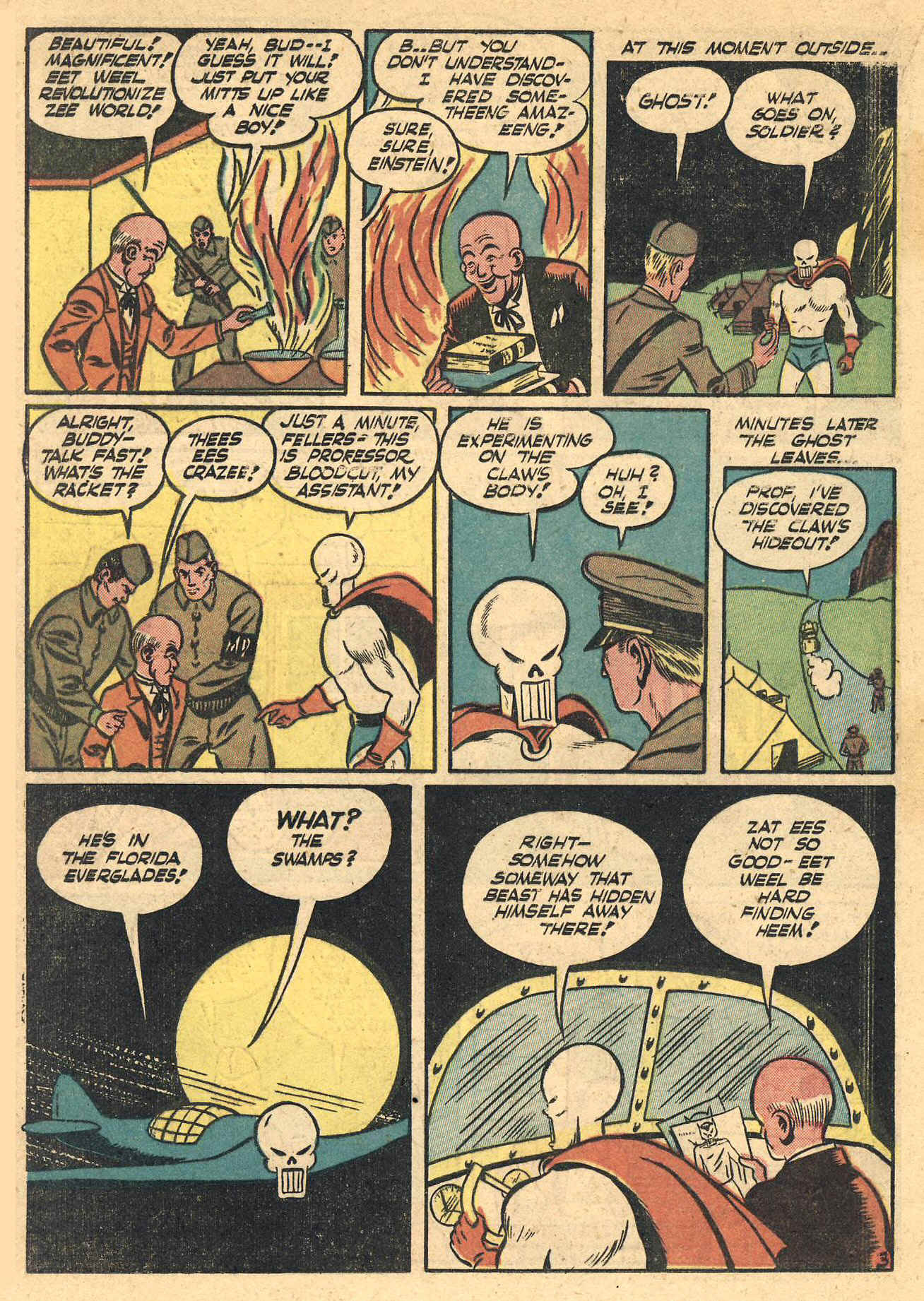 Daredevil (1941) issue 16 - Page 34