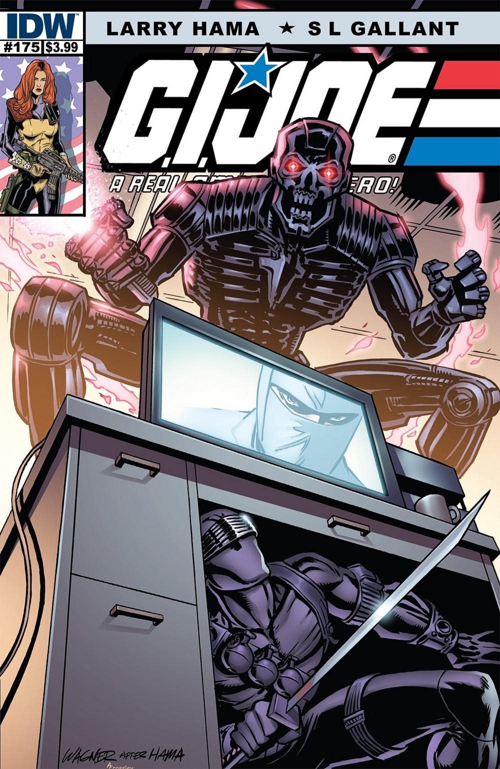 G.I. Joe: A Real American Hero 175 Page 1
